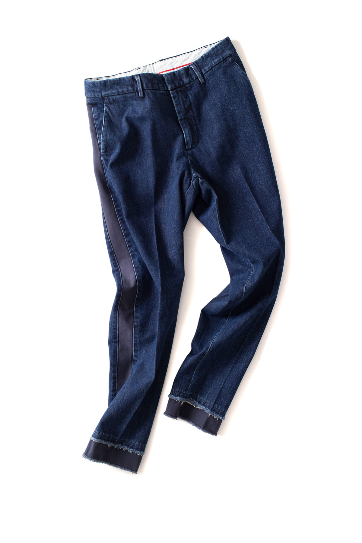 THE EDITOR : Woven Man Trousers 5459 (Denim)