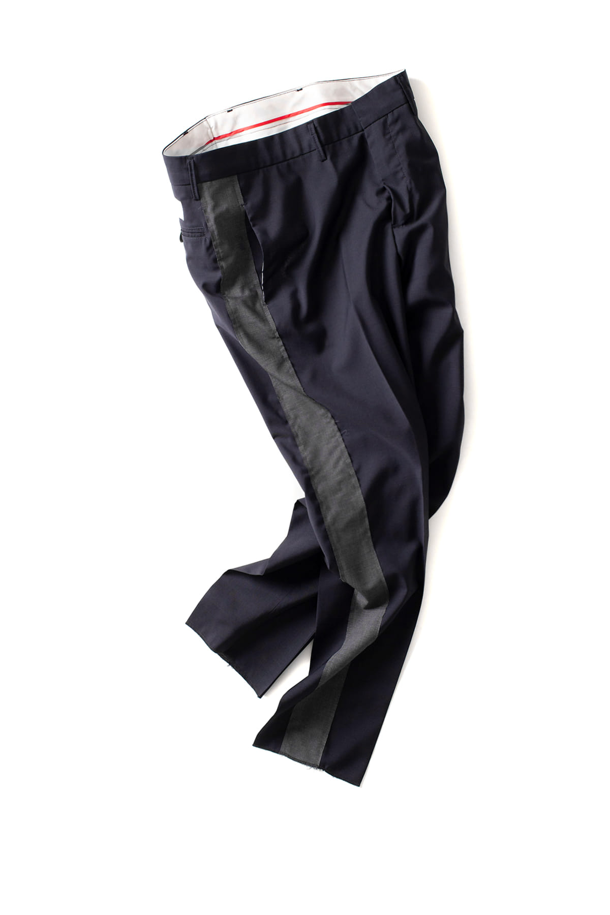 THE EDITOR : Woven Man Trousers 4495 (Navy)
