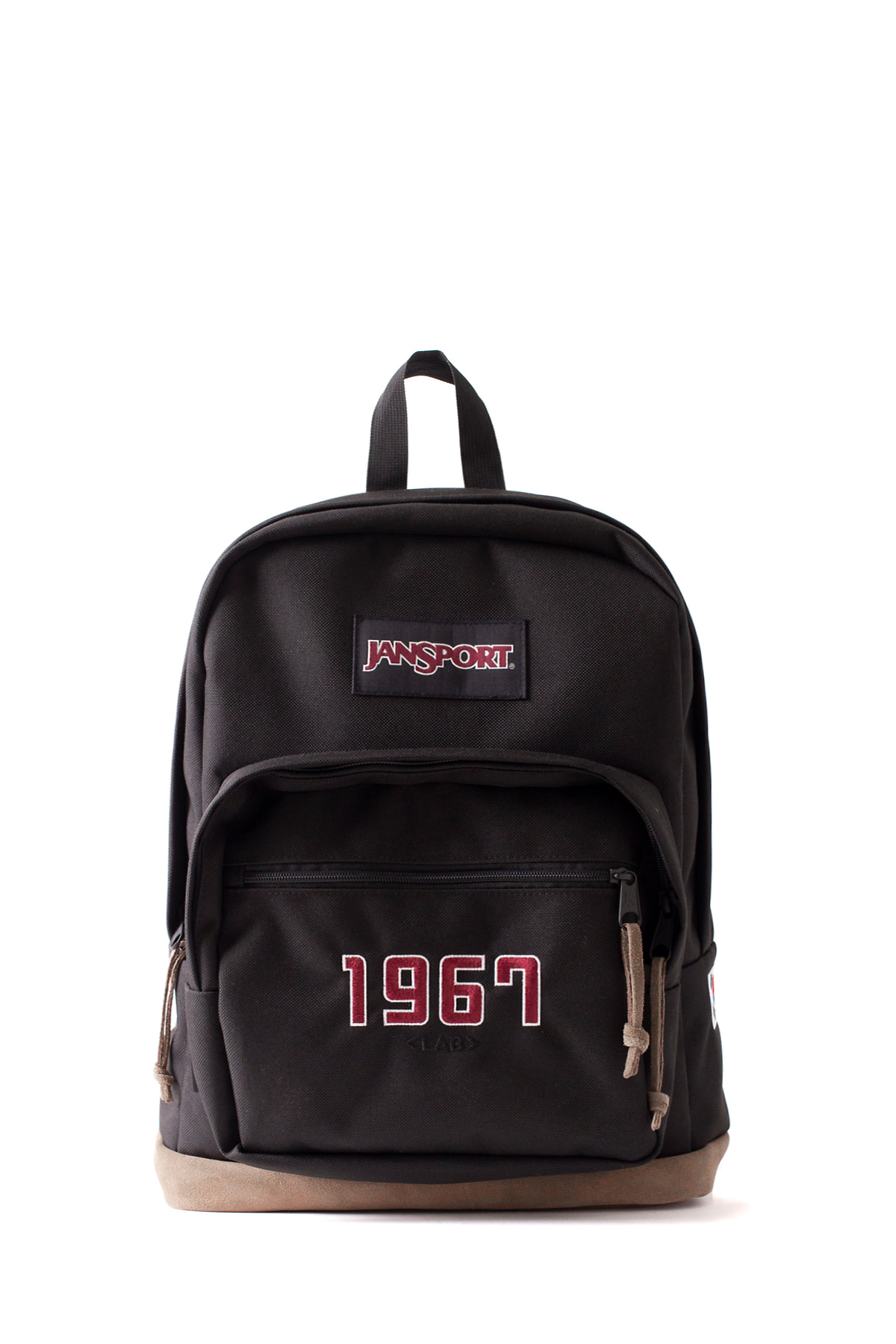 JANSPORT x IAMSHOP Exclusive : Right Pack (Black)