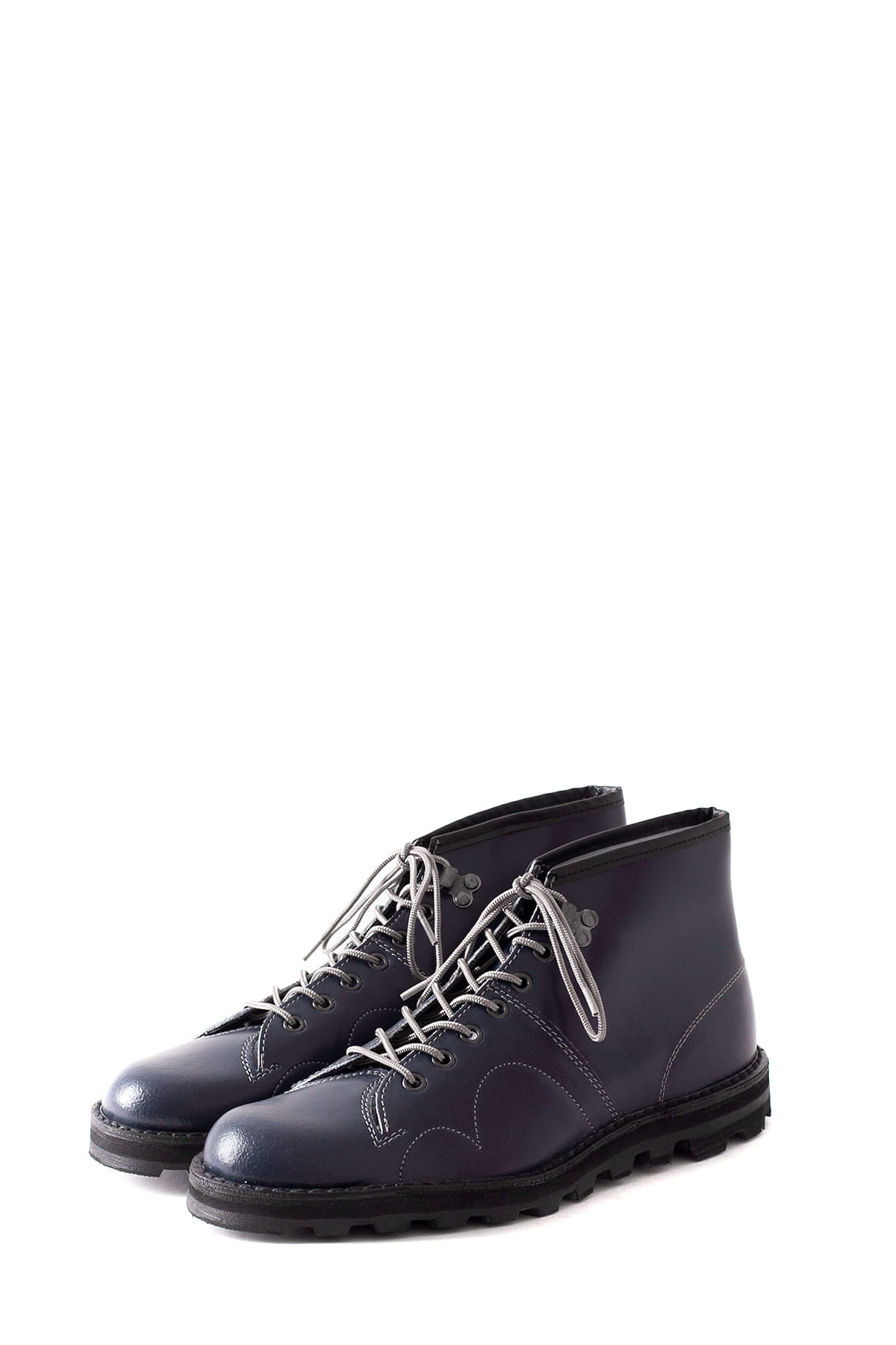REPRODUCTION OF FOUND : Czecho Slovakia Military Boots 4100L (Navy)