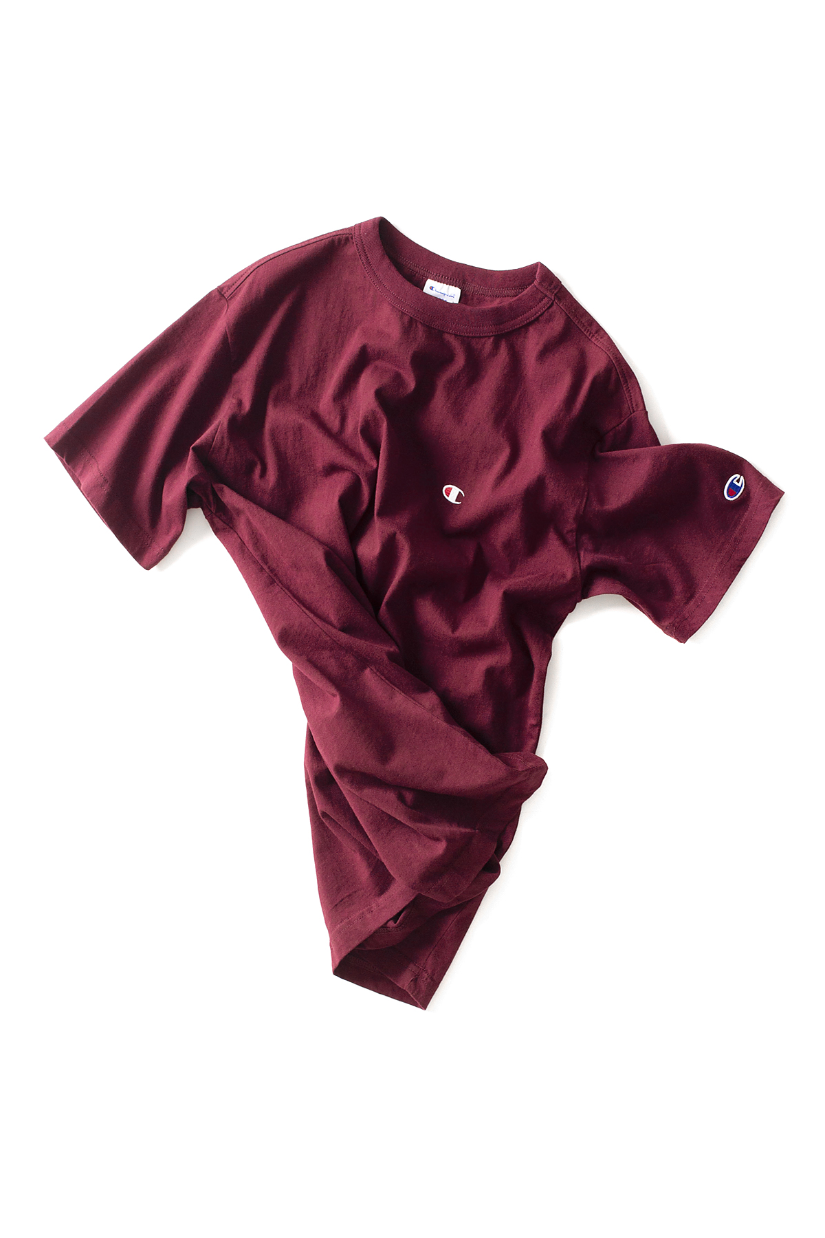 Champion : Basic T-Shirt (Maroon)