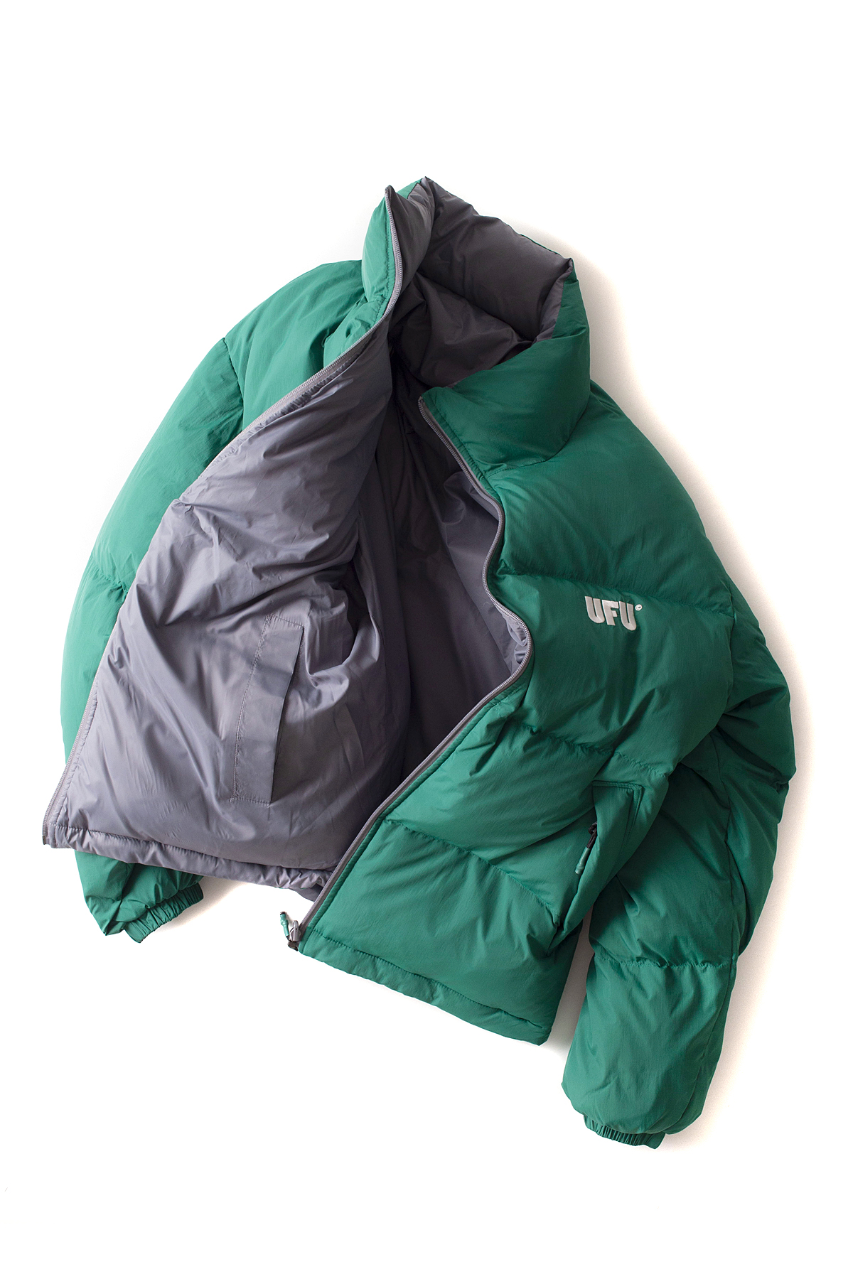 USED FUTURE : Sup Puffer (Green)