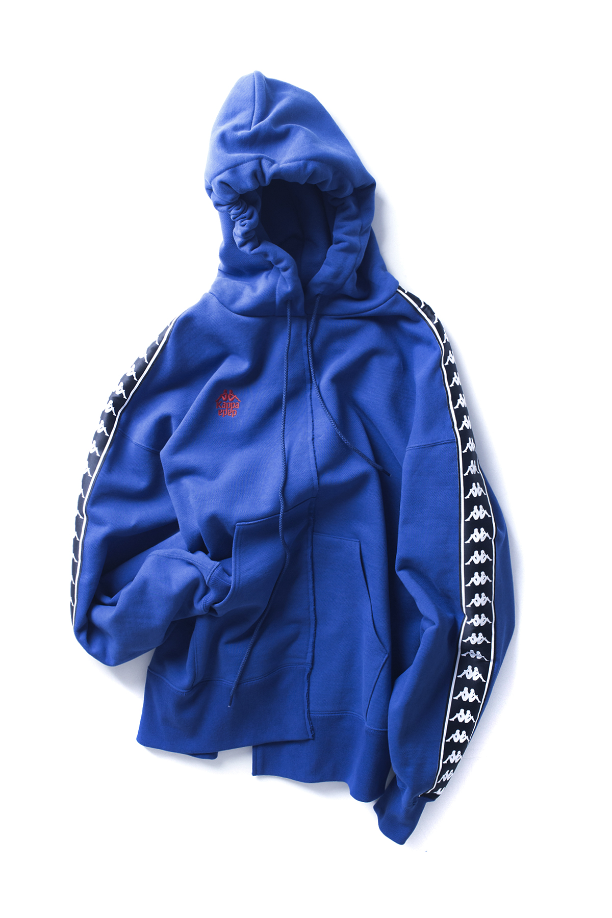 Christian Dada : KAPPA x Dada Sweat Shirt (Blue)