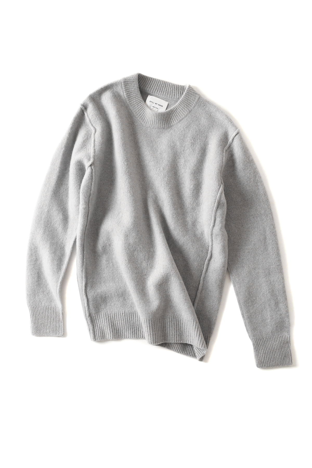 Still by Hand  : Shaggy Knit (Grey)