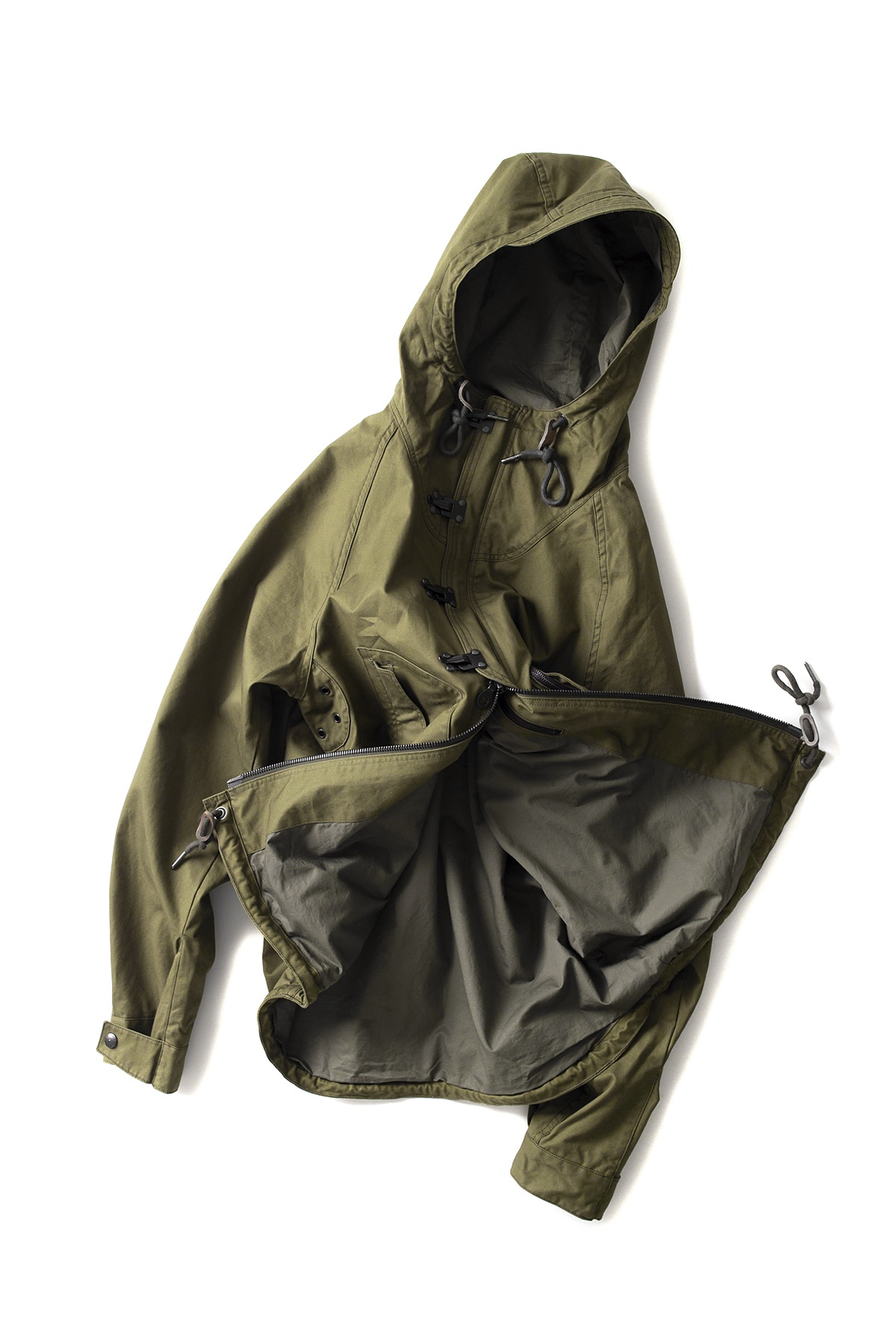 Eastlogue : Deck Parka (Olive)