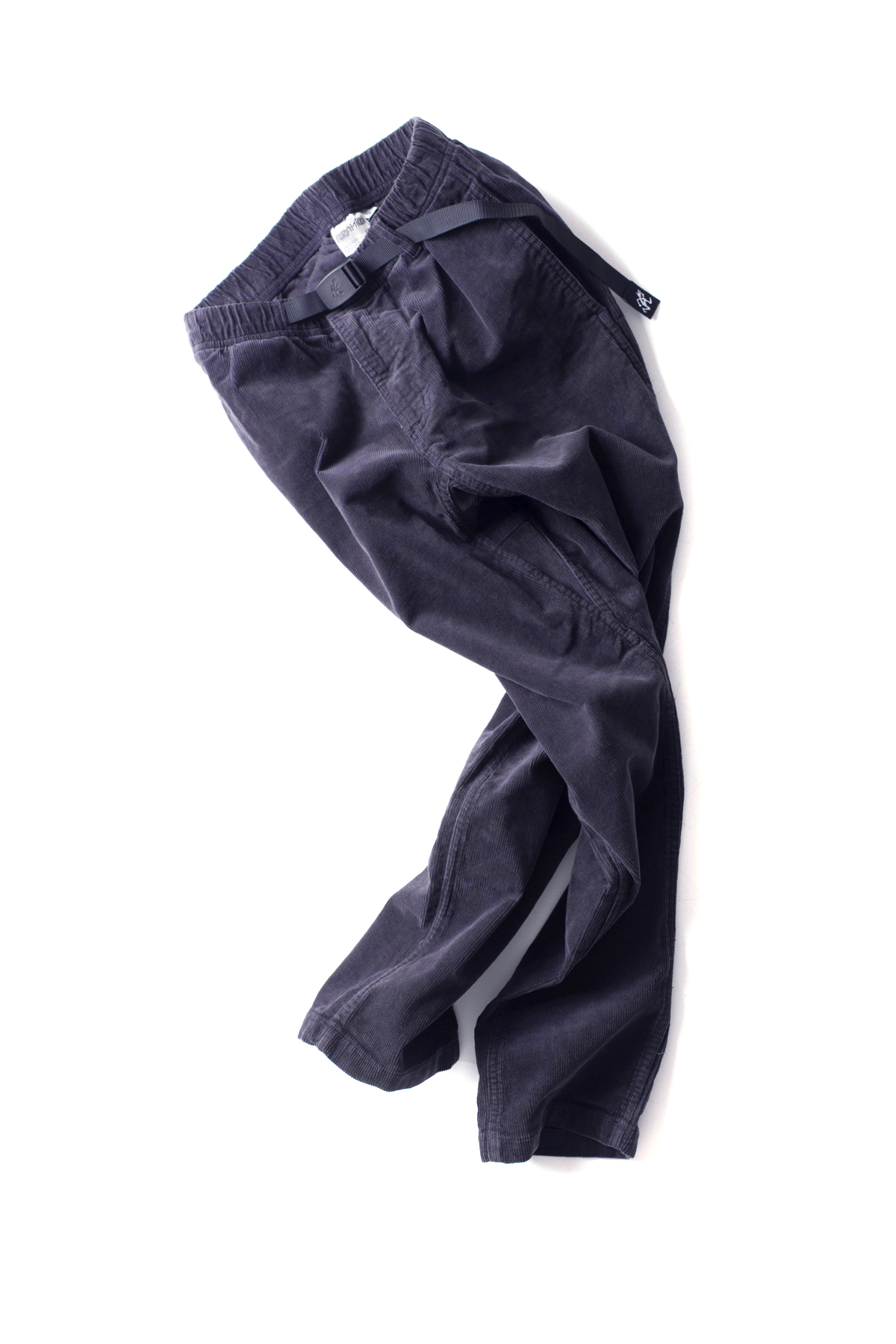 Gramicci : Corduroy NN Pants Just Cut (Navy)