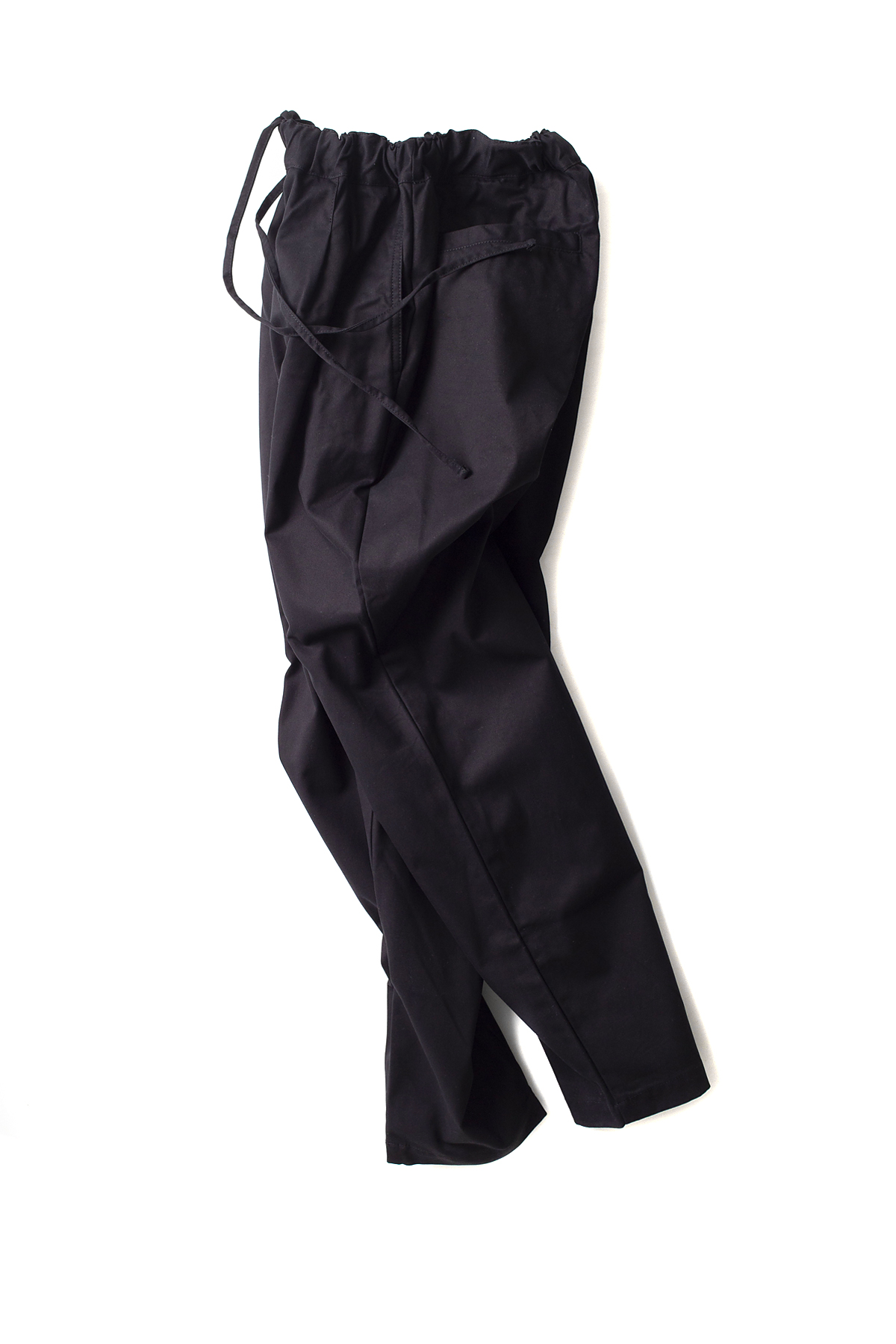 RINEN : One Tuck Easy Pants 43907 (Black)
