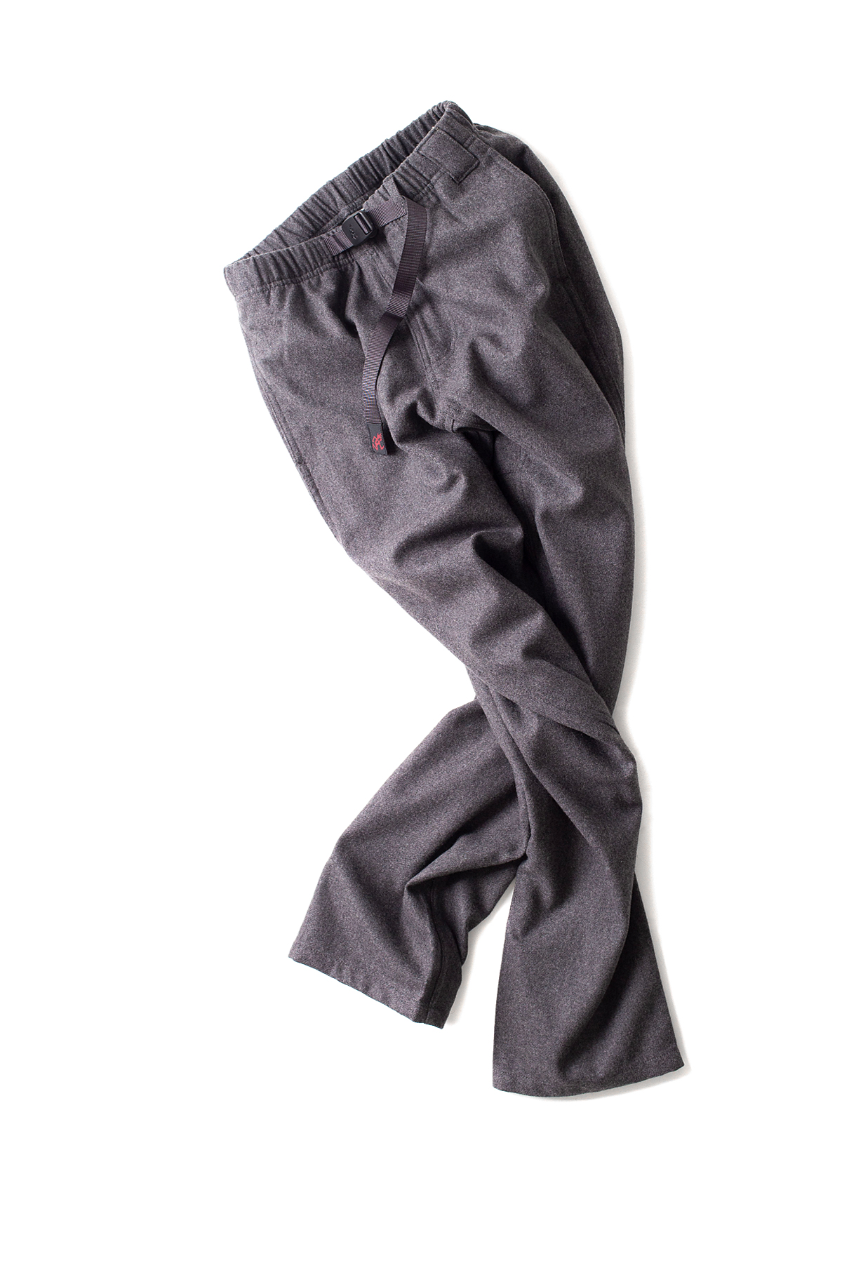 Gramicci : Wool Blend Gramicci Pants (Charcoal)