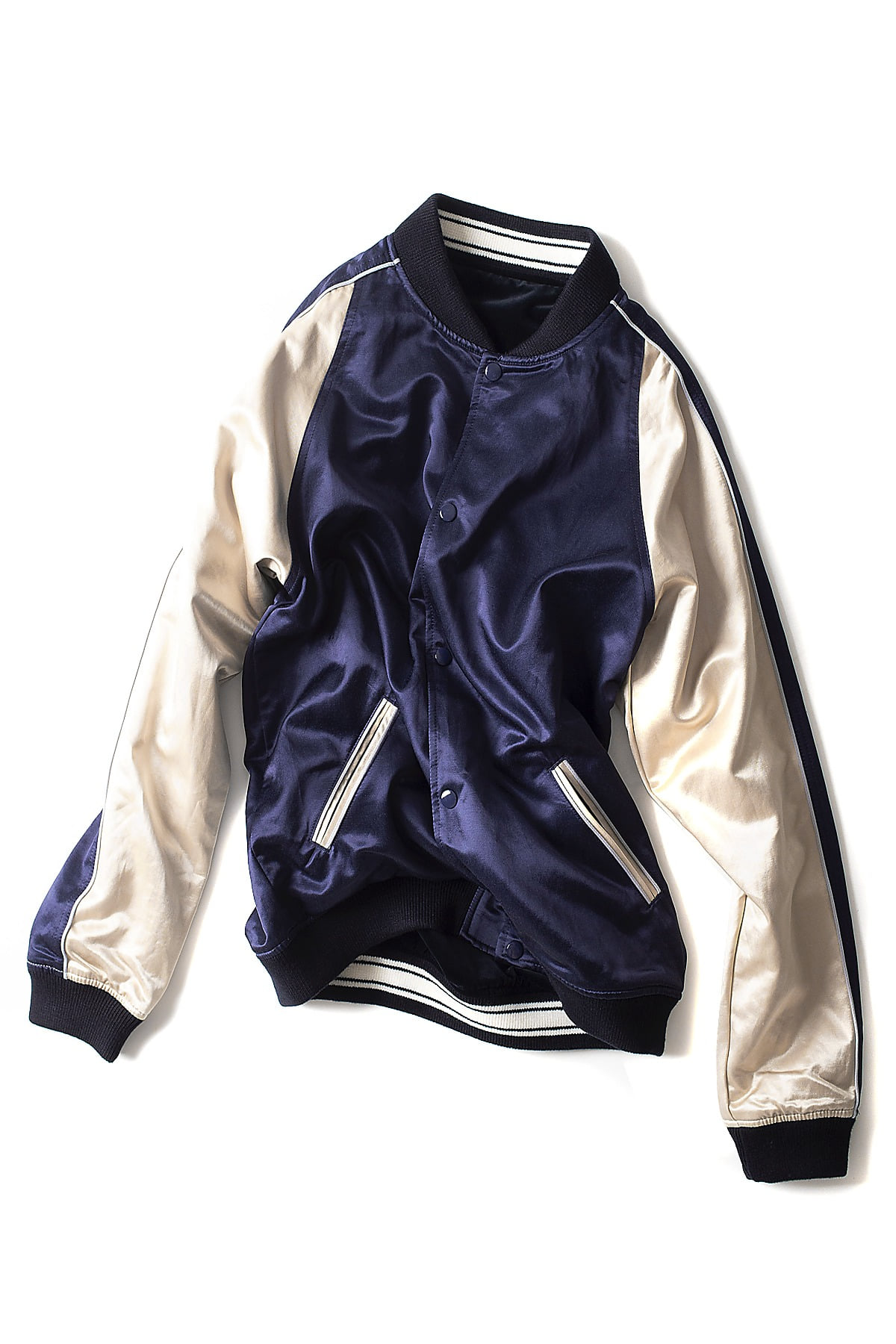 Champion : Reversible Jacket (Navy)