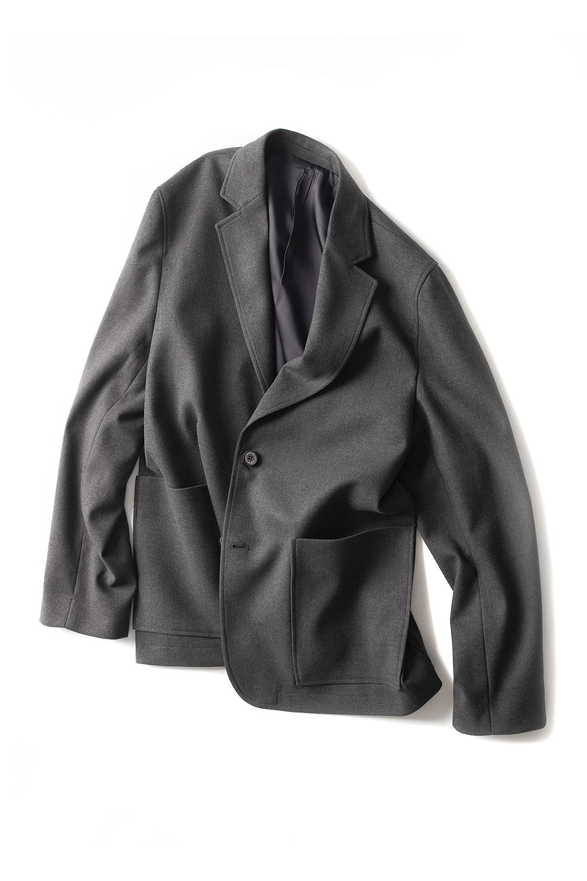 BIRTHDAYSUIT : Daily Suit Jacket (Charcoal)