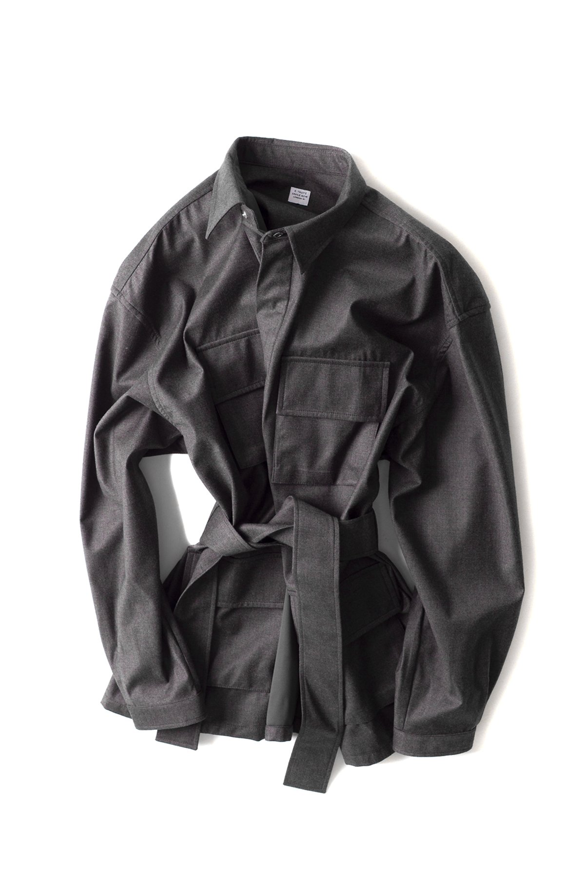 E. Tautz : Ralph Jacket (Grey)