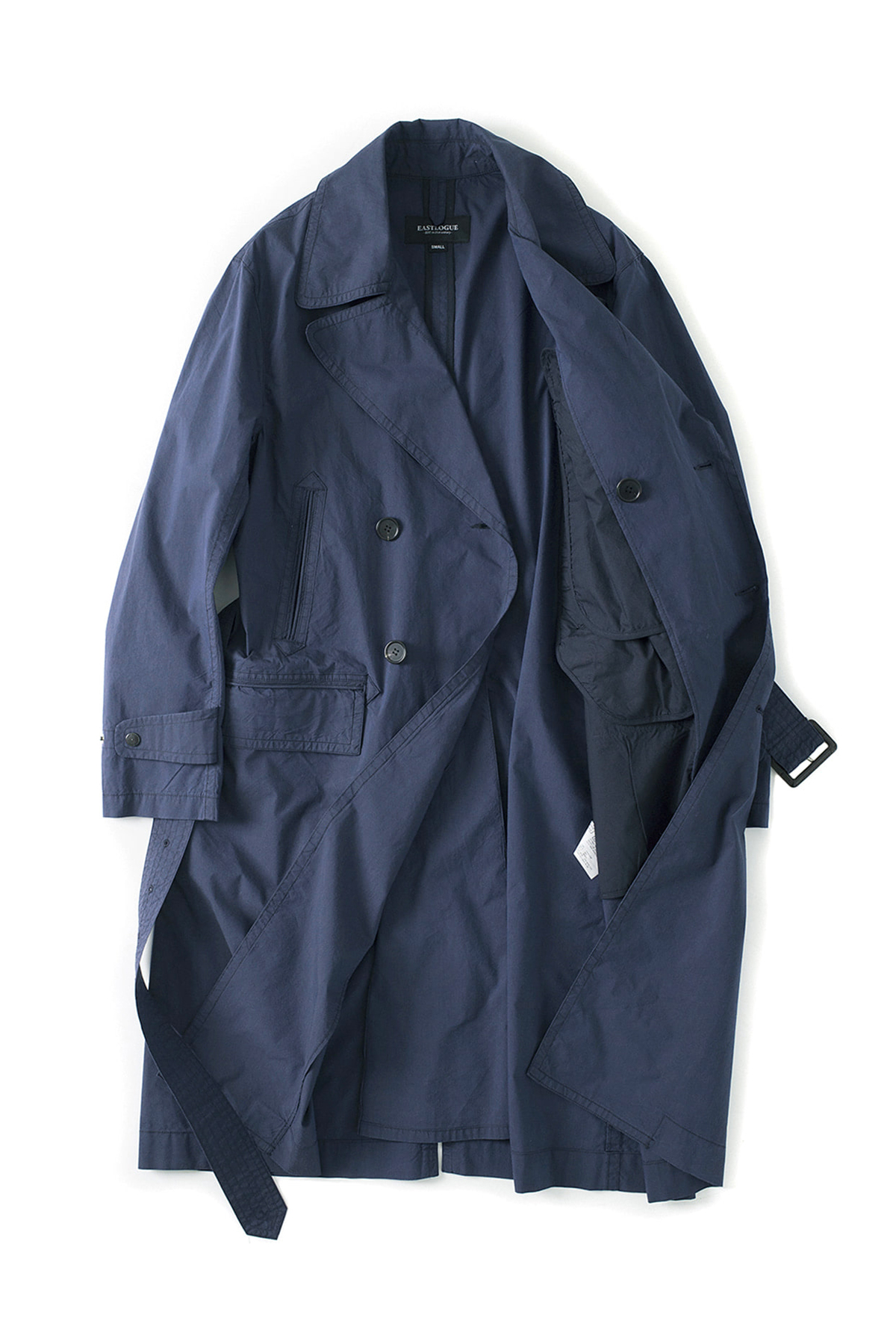 Eastlogue : Patrol Coat (Navy)