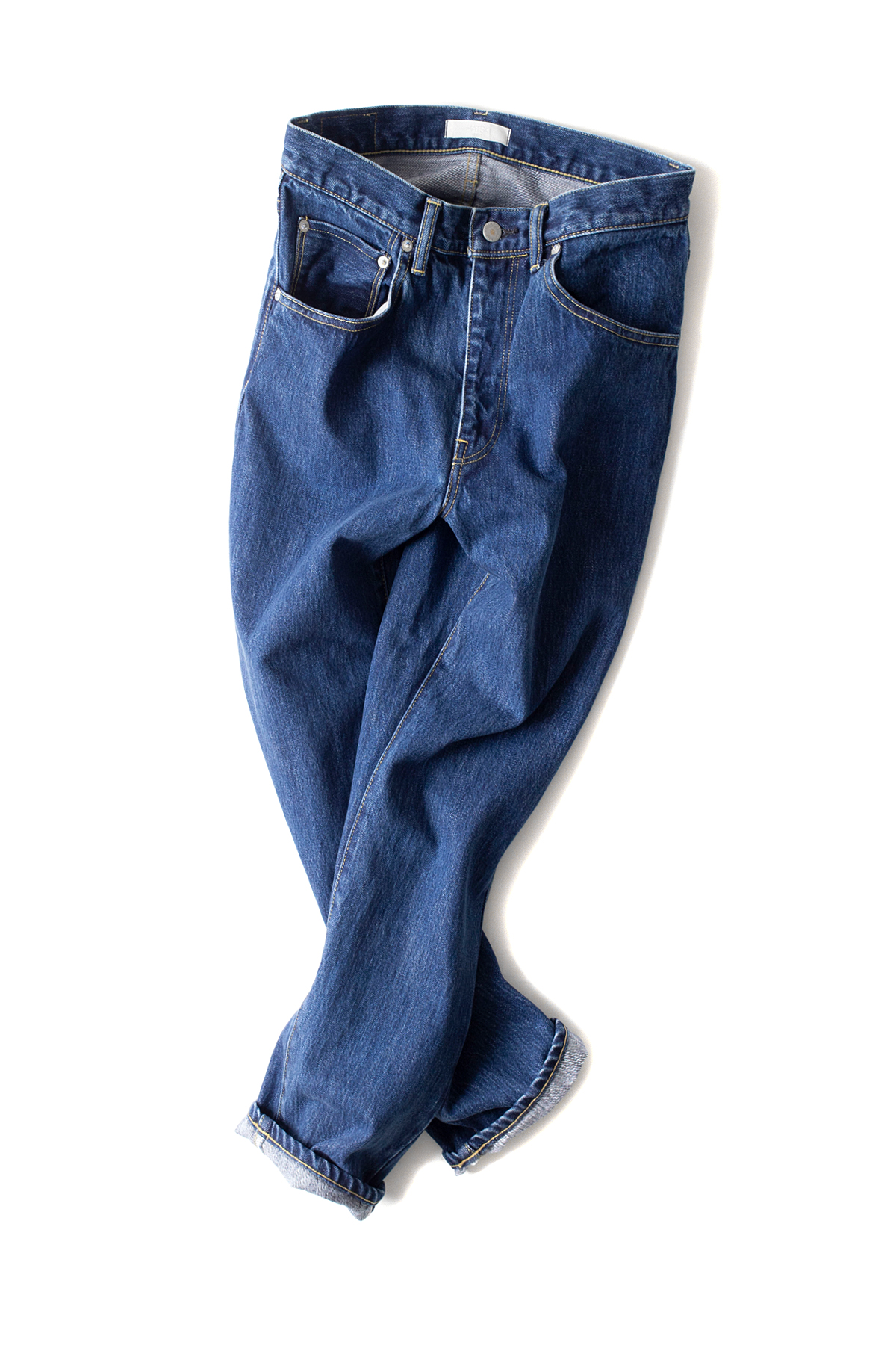 HATSKI : Loose Tapered Denim (Blue)