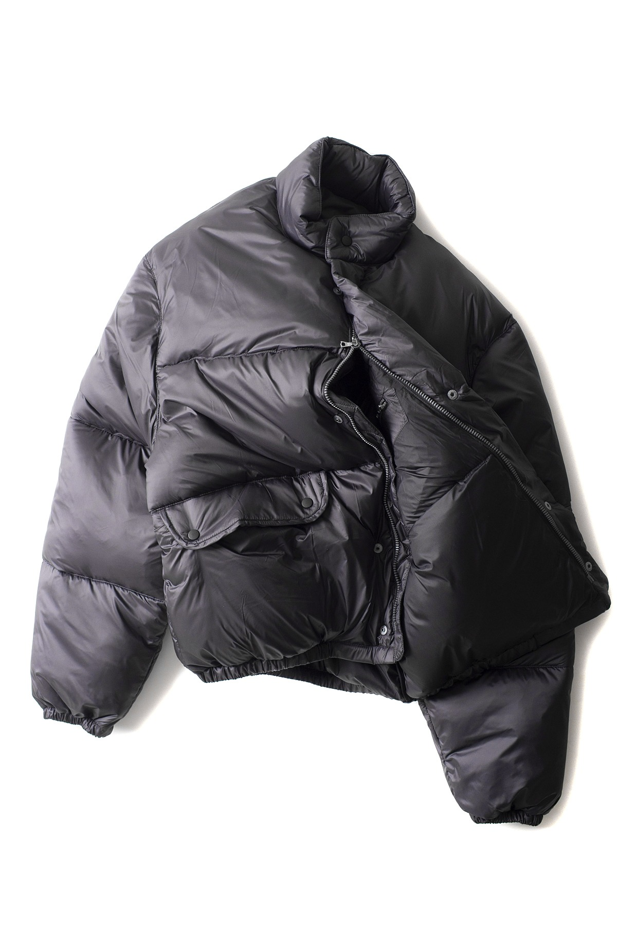 OUR LEGACY : Lenox Jacket (Black)