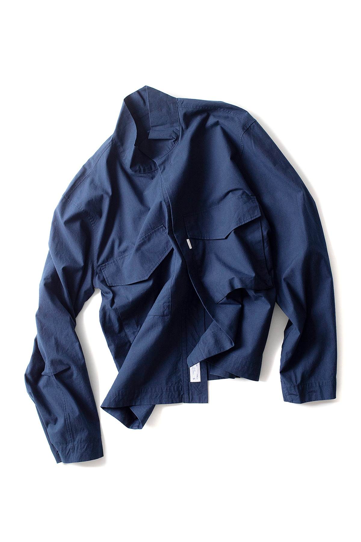 S H : Flight Shirt (Navy)