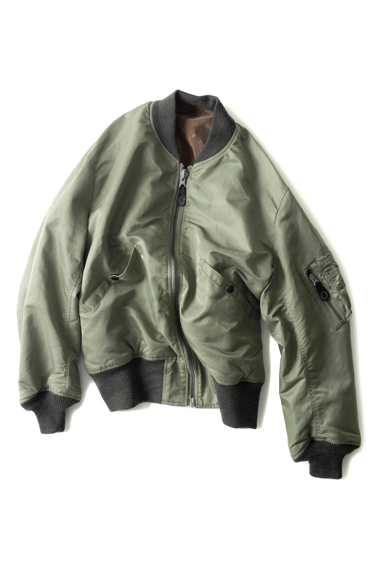 Kaptain Sunshine : Reversible L2-B (Olive)
