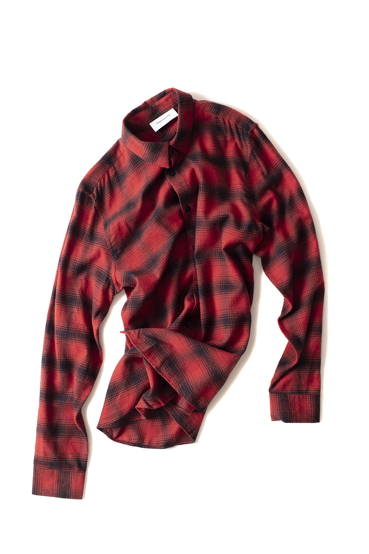 HARMONY : Caleb Shirt (Red)