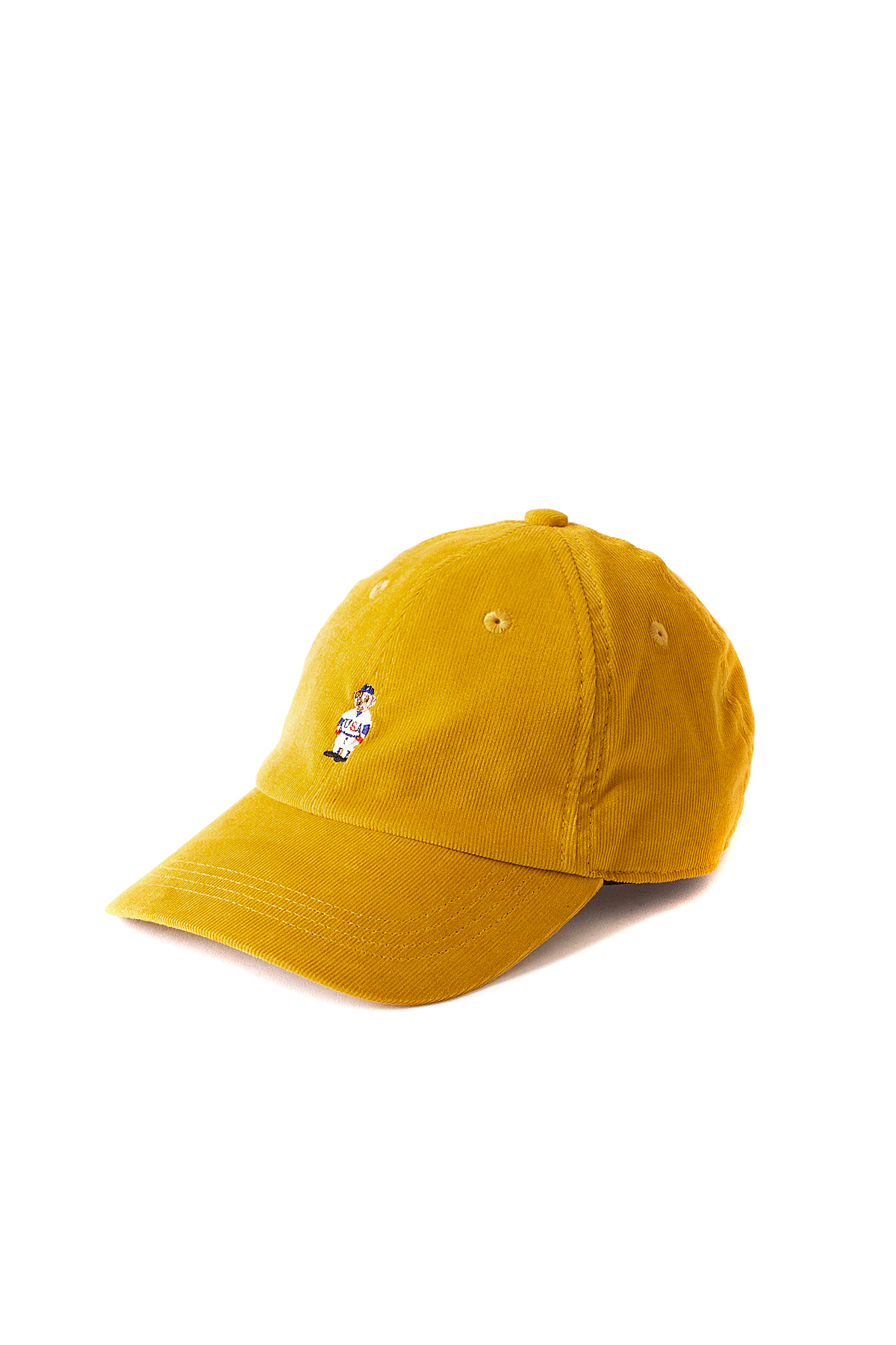 Infielder Design : Bear Cap (Yellow)