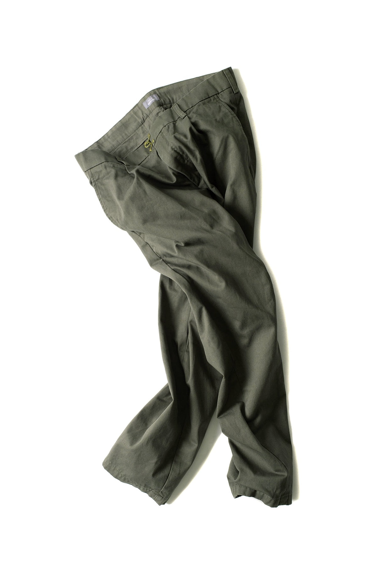 kolor / BEACON : P04139 Pants (Olive)
