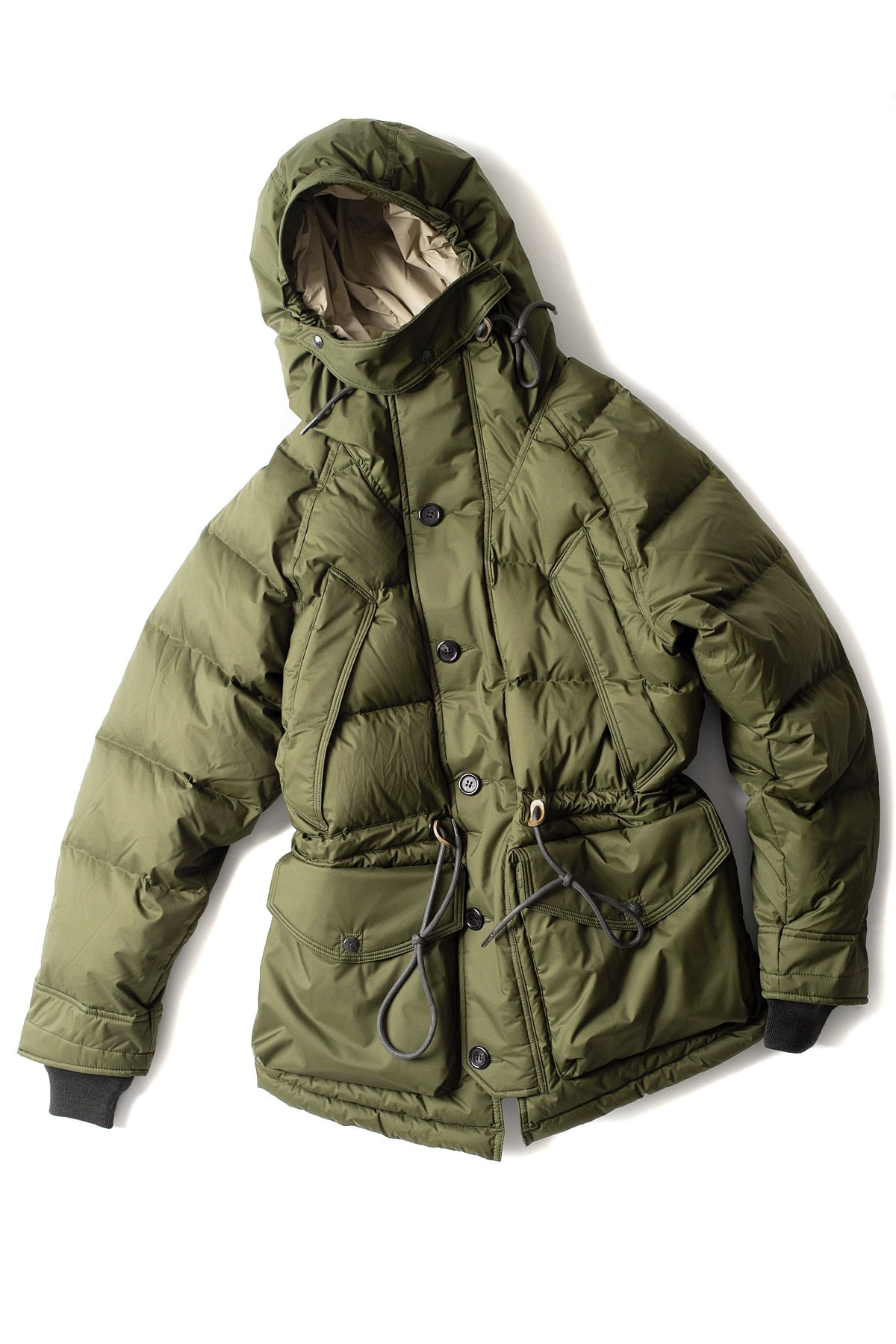 Eastlogue : Utility Shield Parka (Olive)