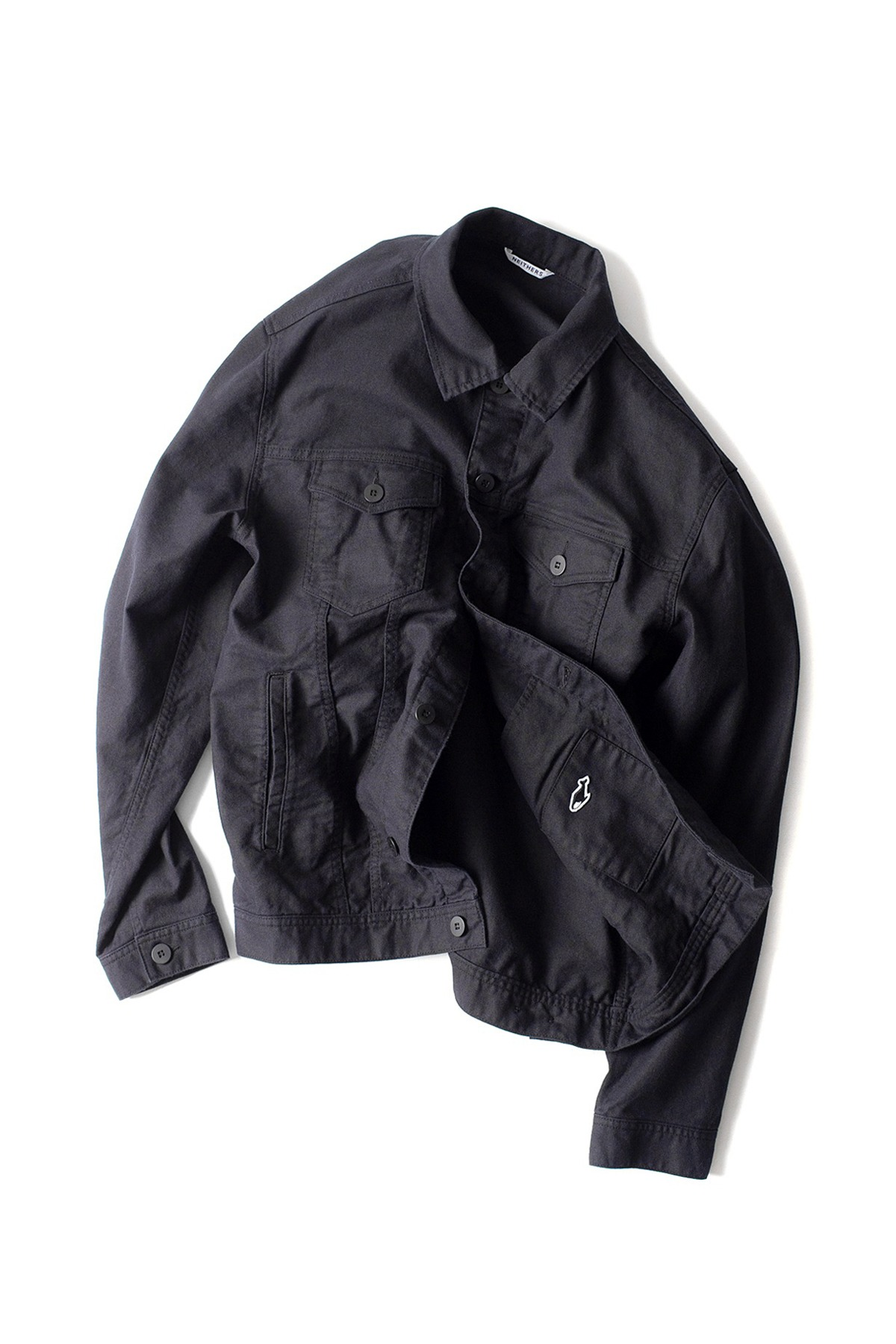NEITHERS : TYPE-3 Jacket (Balck)