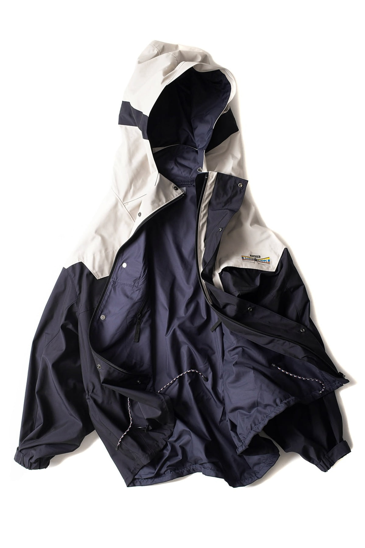 kolor / BEACON : G07136 Jacket (Navy)