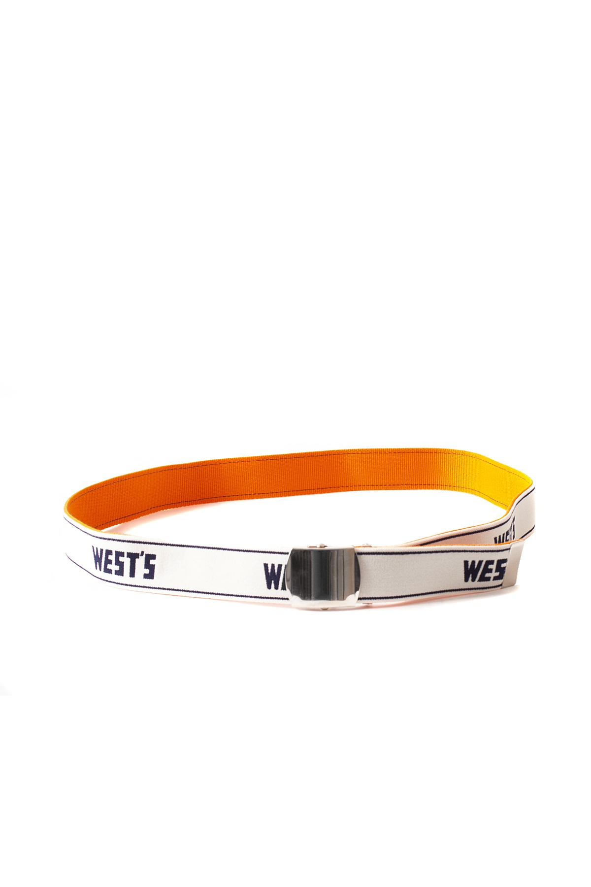 WESTOVERALLS : West's Gi Belt (Orange)