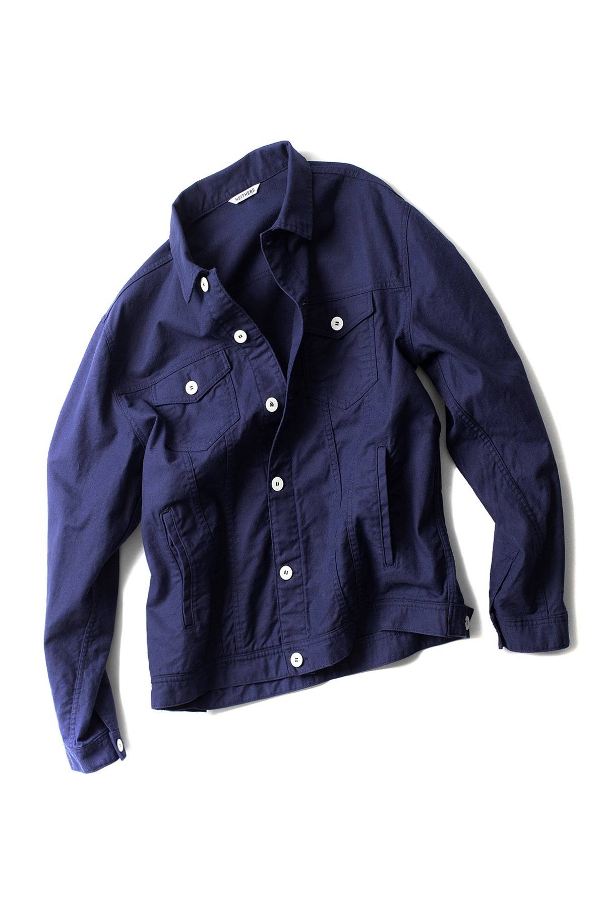 NEITHERS : TYPE-3 Jacket (Navy)