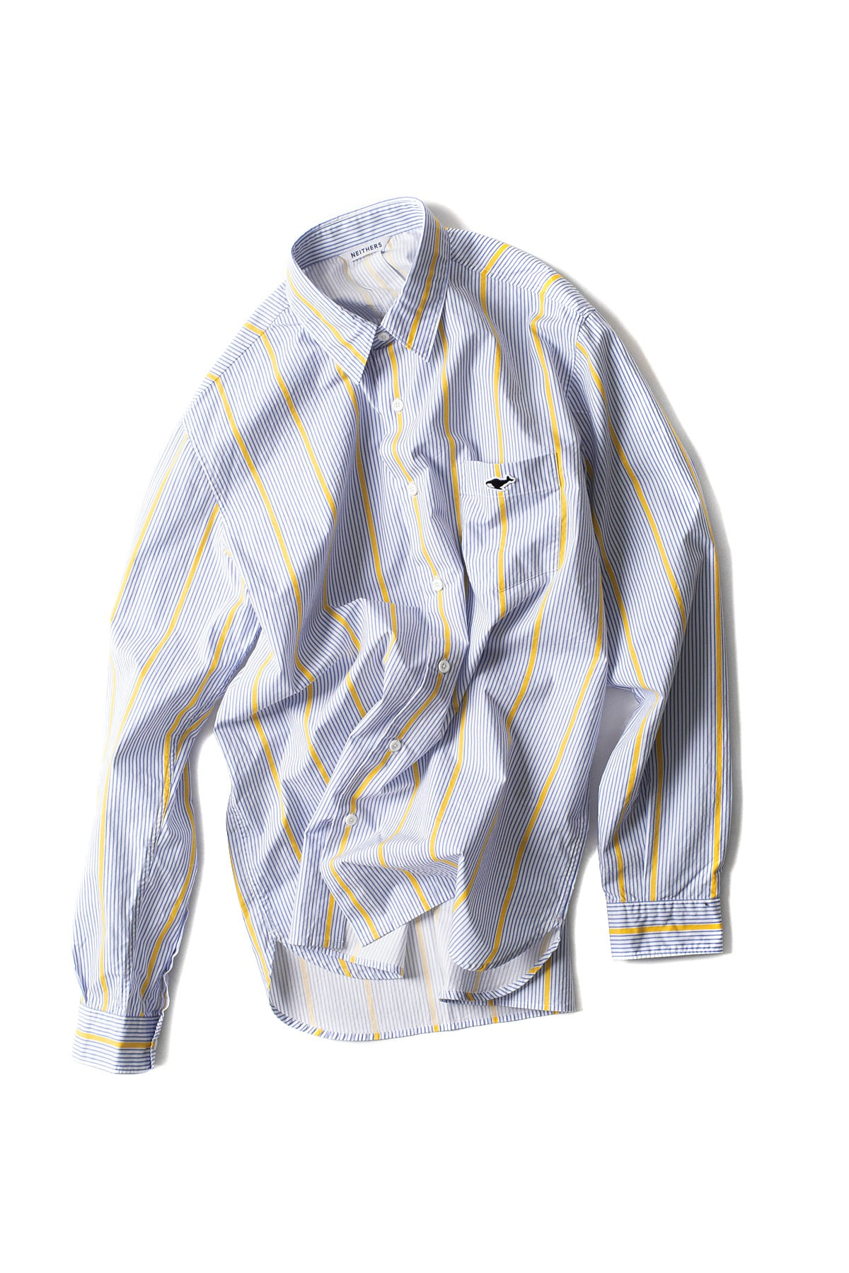 NEITHERS : Comfort Shirt (Yellow)