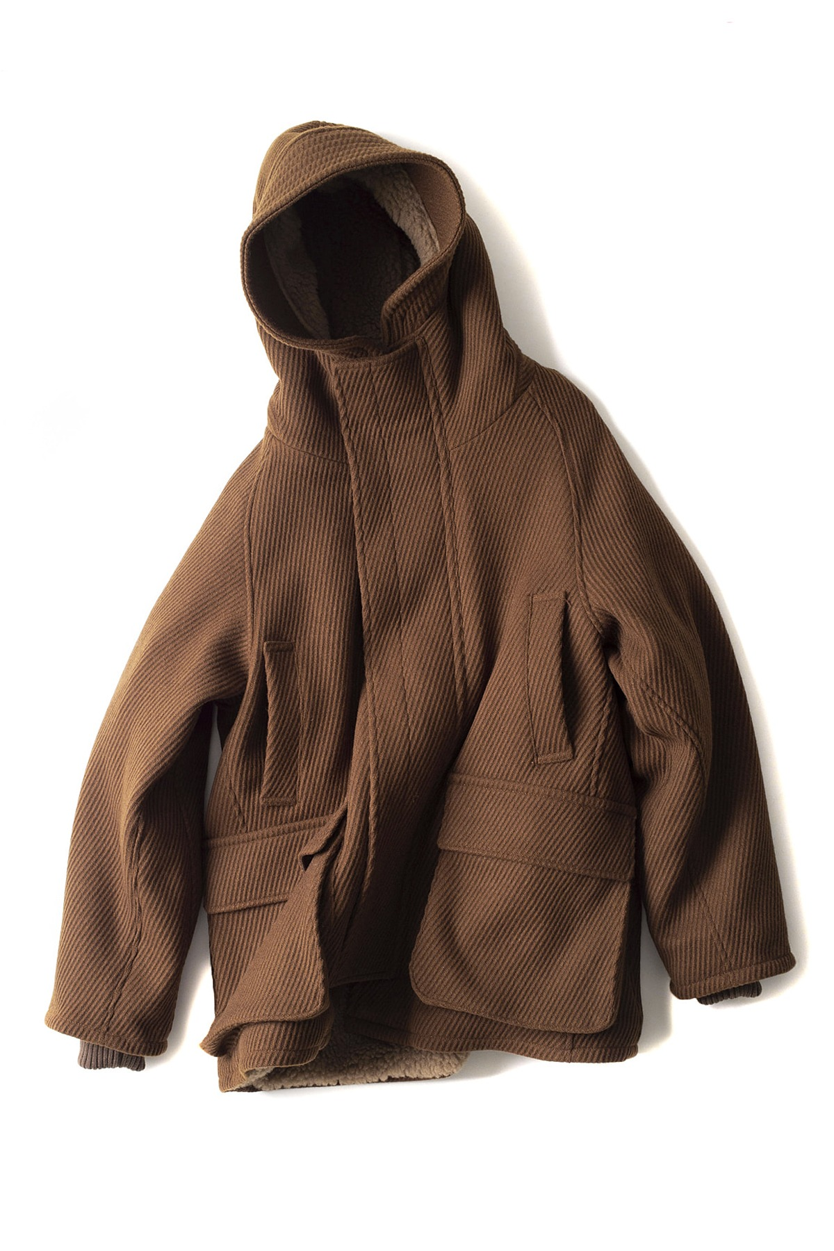 EEL : Aurora Man Coat (Brown)