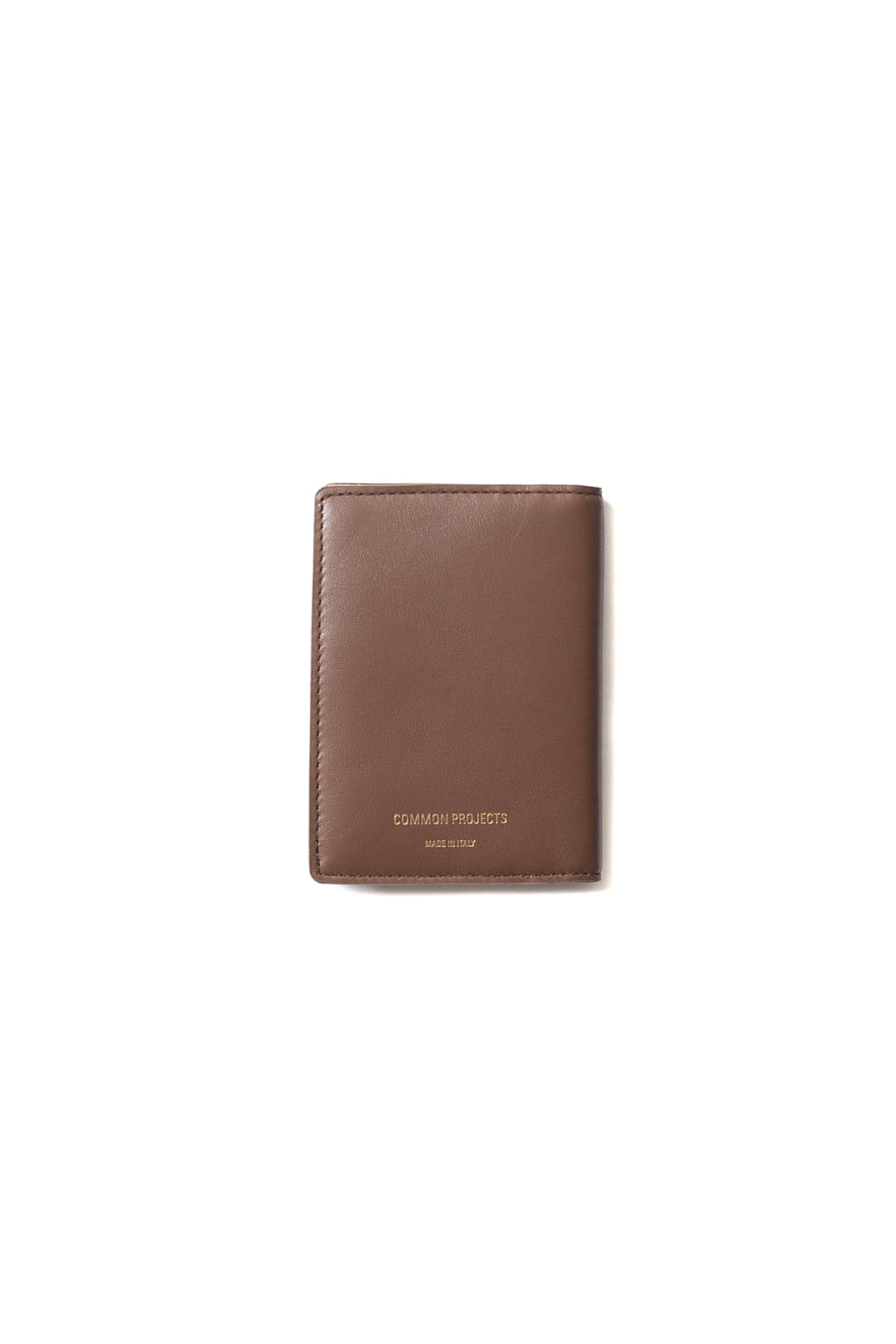 Common Projects : Card Holder Wallet (Brown)