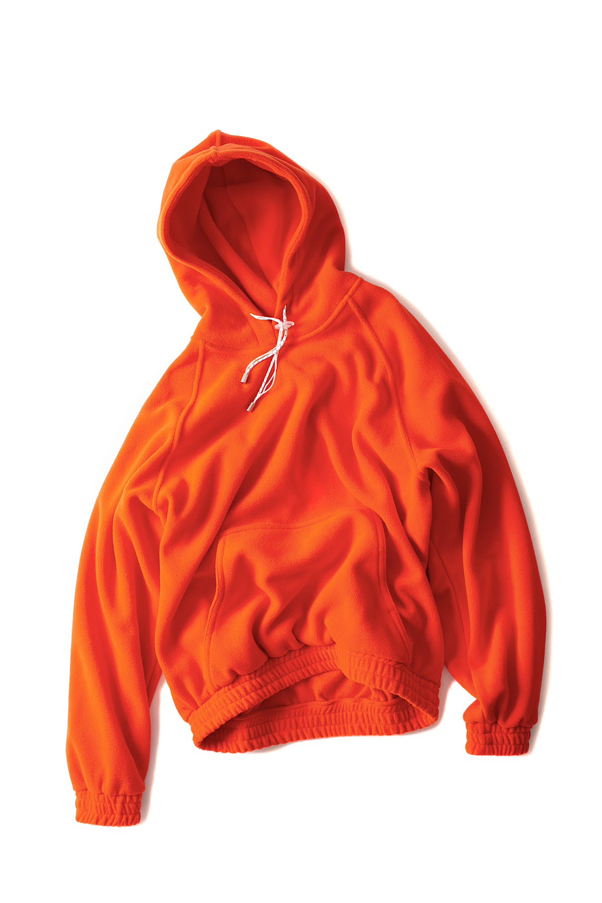 SUNNEI : Woven Hoodie (Red)