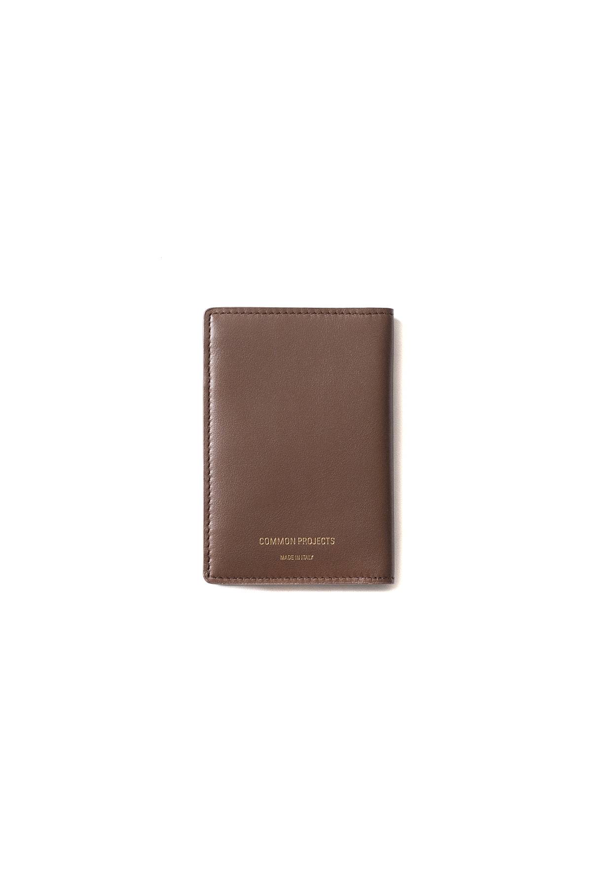 Common Projects : Folio Wallet (Brown)
