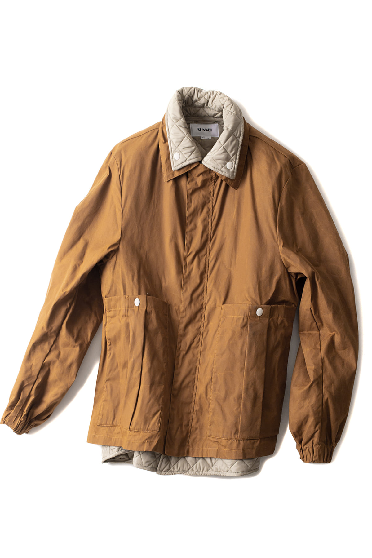 SUNNEI : Double Jacket (Brown)