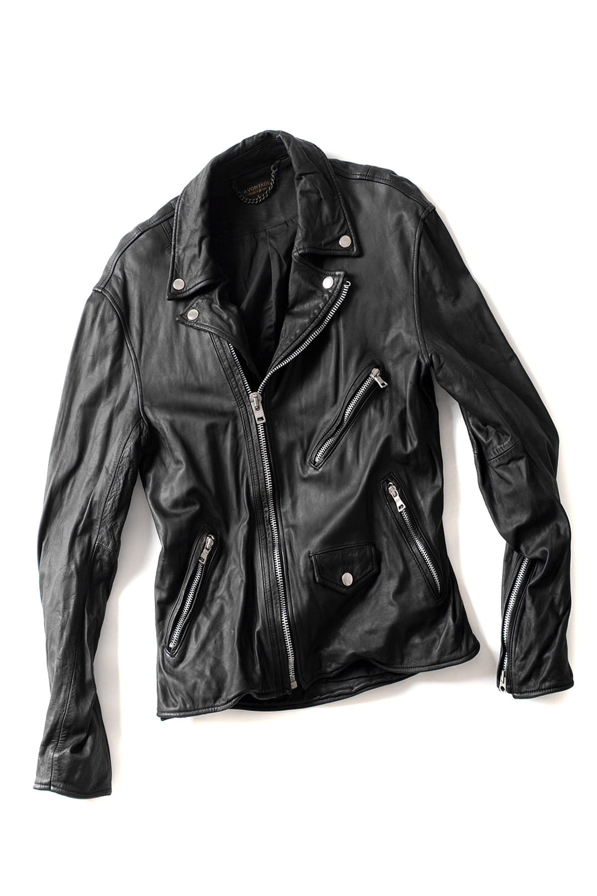 A vontade : Roadmaster Jacket (Black)
