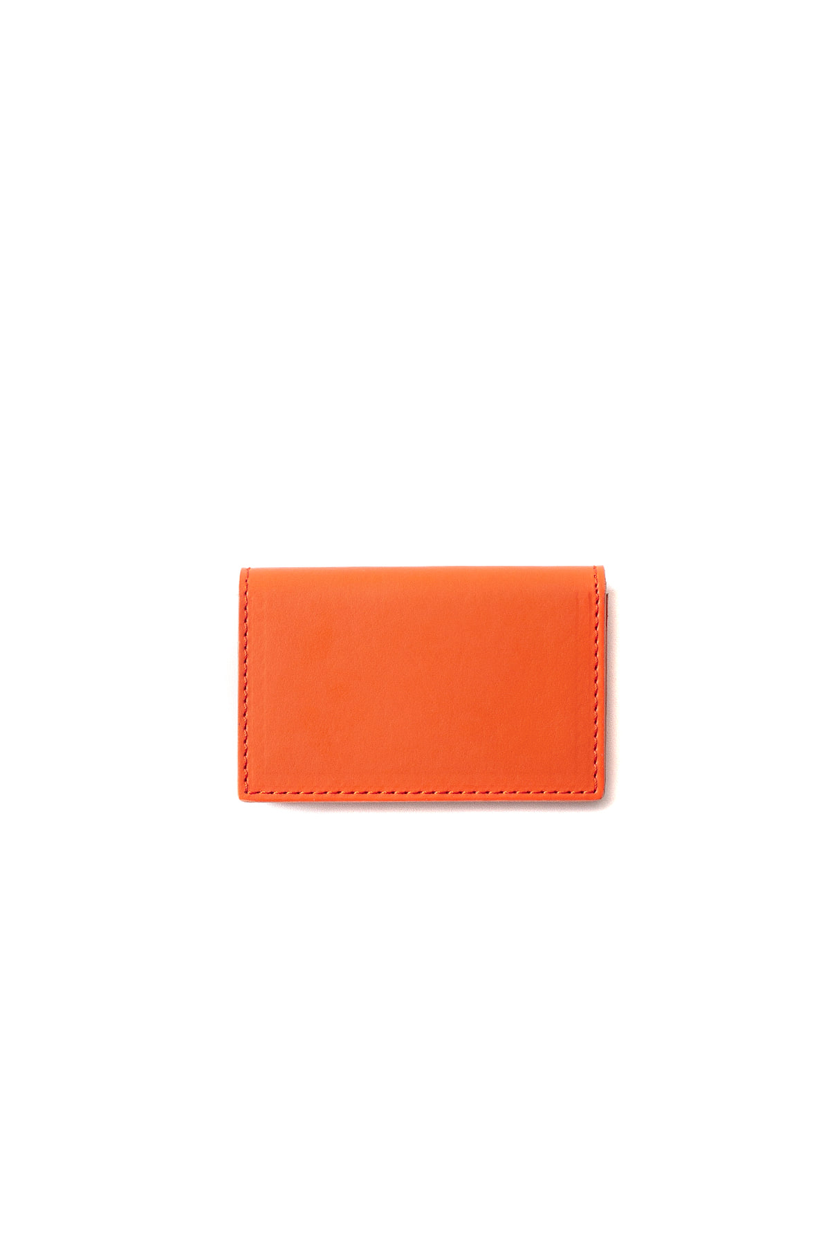 Hender Scheme : Folded Card Case (Orange)