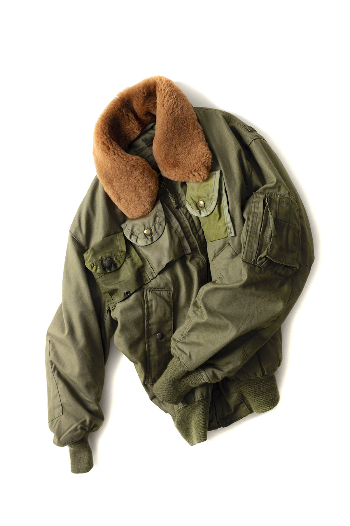MYAR : Padded Jacket (Khaki)