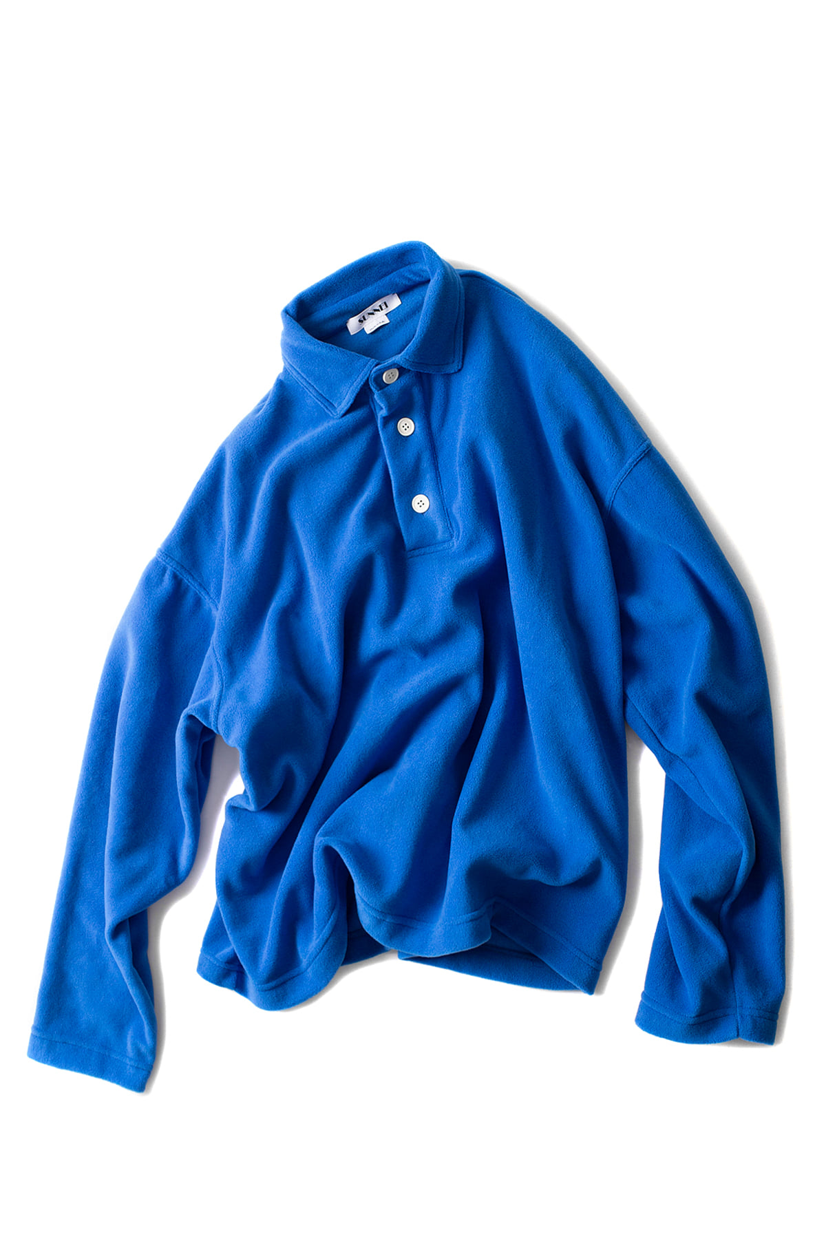 SUNNEI : Polo Shirt (Blue)