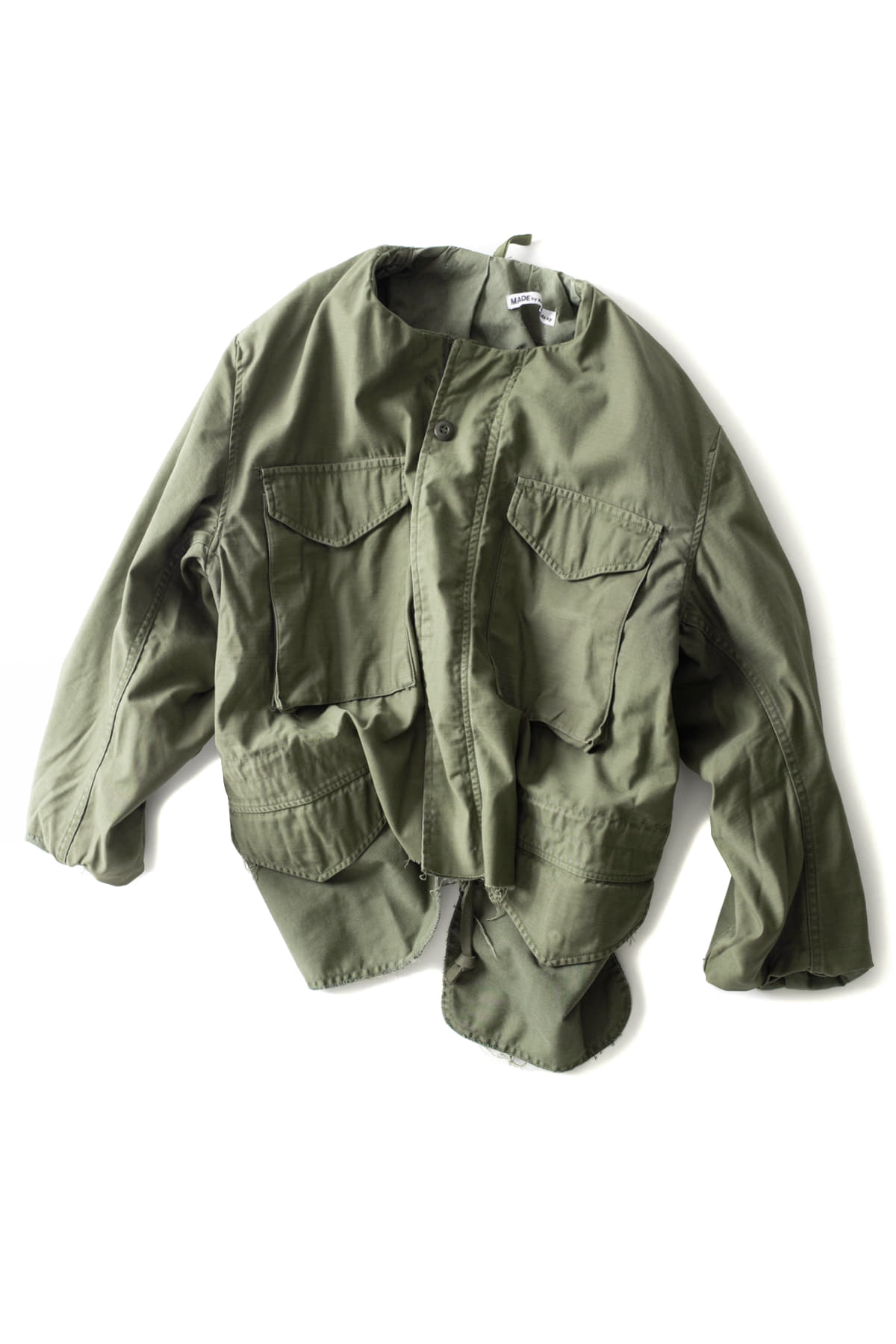 MADE by Sunny side up : M-65 Short Jacket (A)
