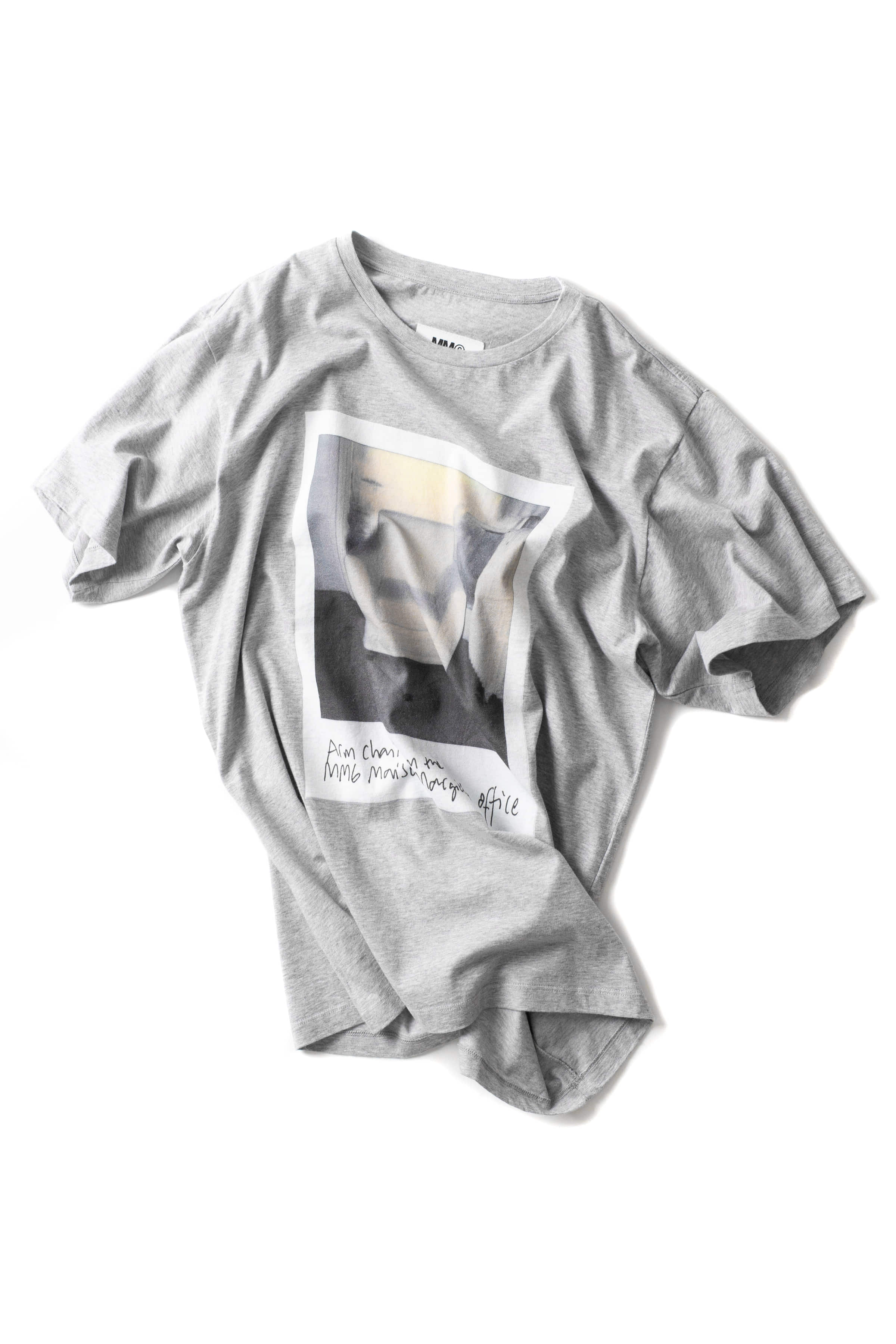 MM6 Maison Margiela : T-Shirt 0508 (Grey)