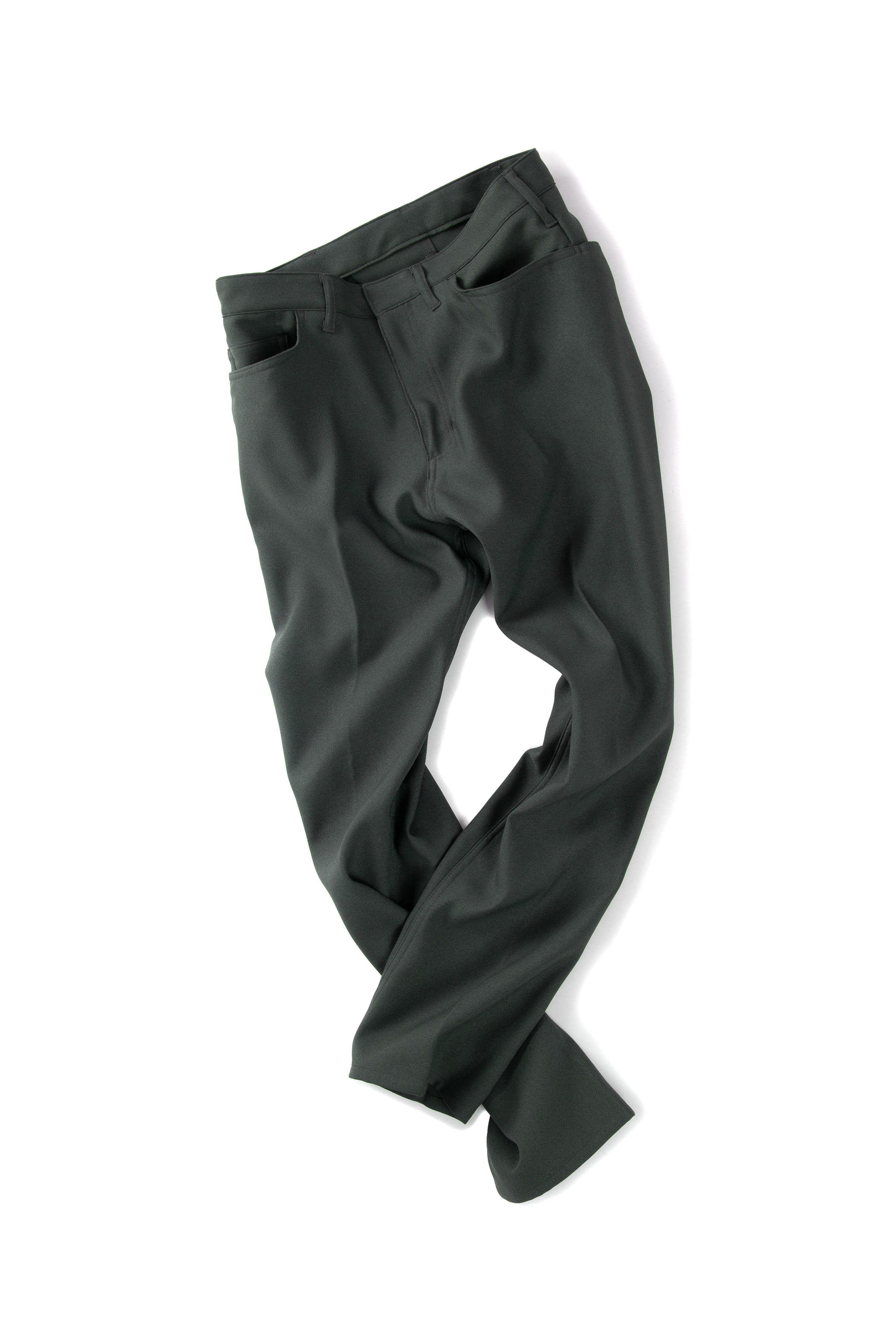 CLAMP : Sta Prest Pants (Grey)