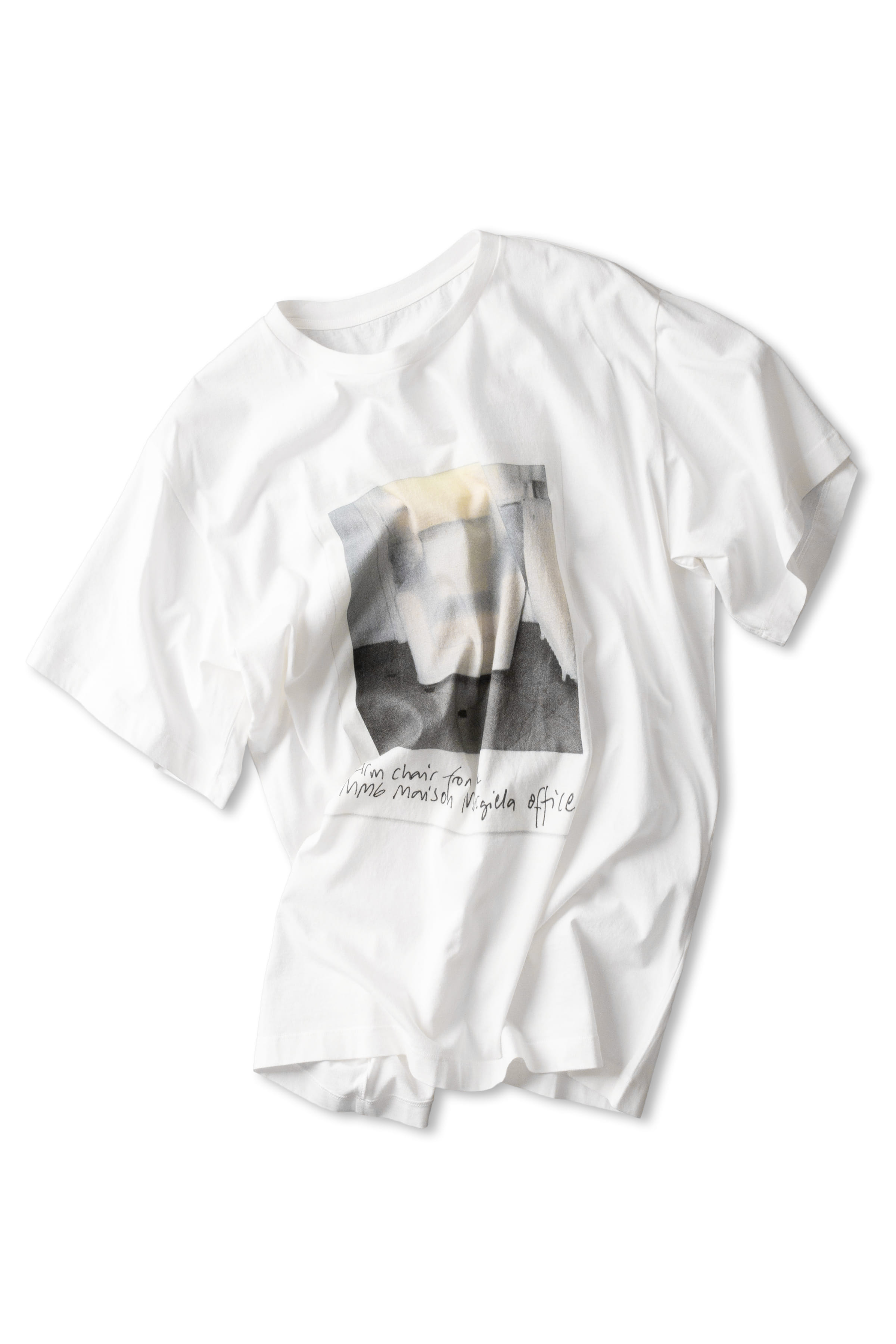 MM6 Maison Margiela : T-Shirt 0508 (White)