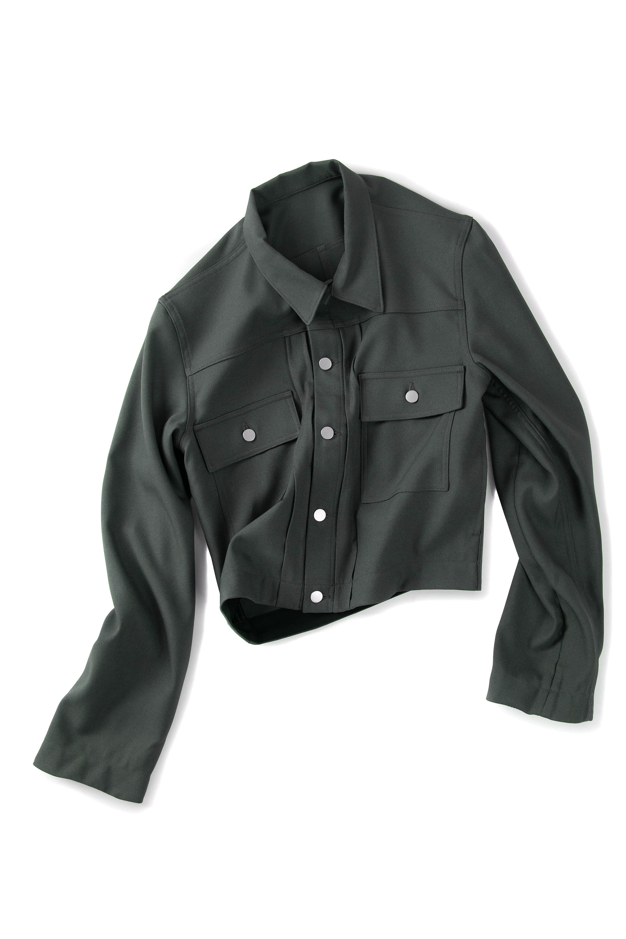 CLAMP : Sta Prest Jacket (Grey)