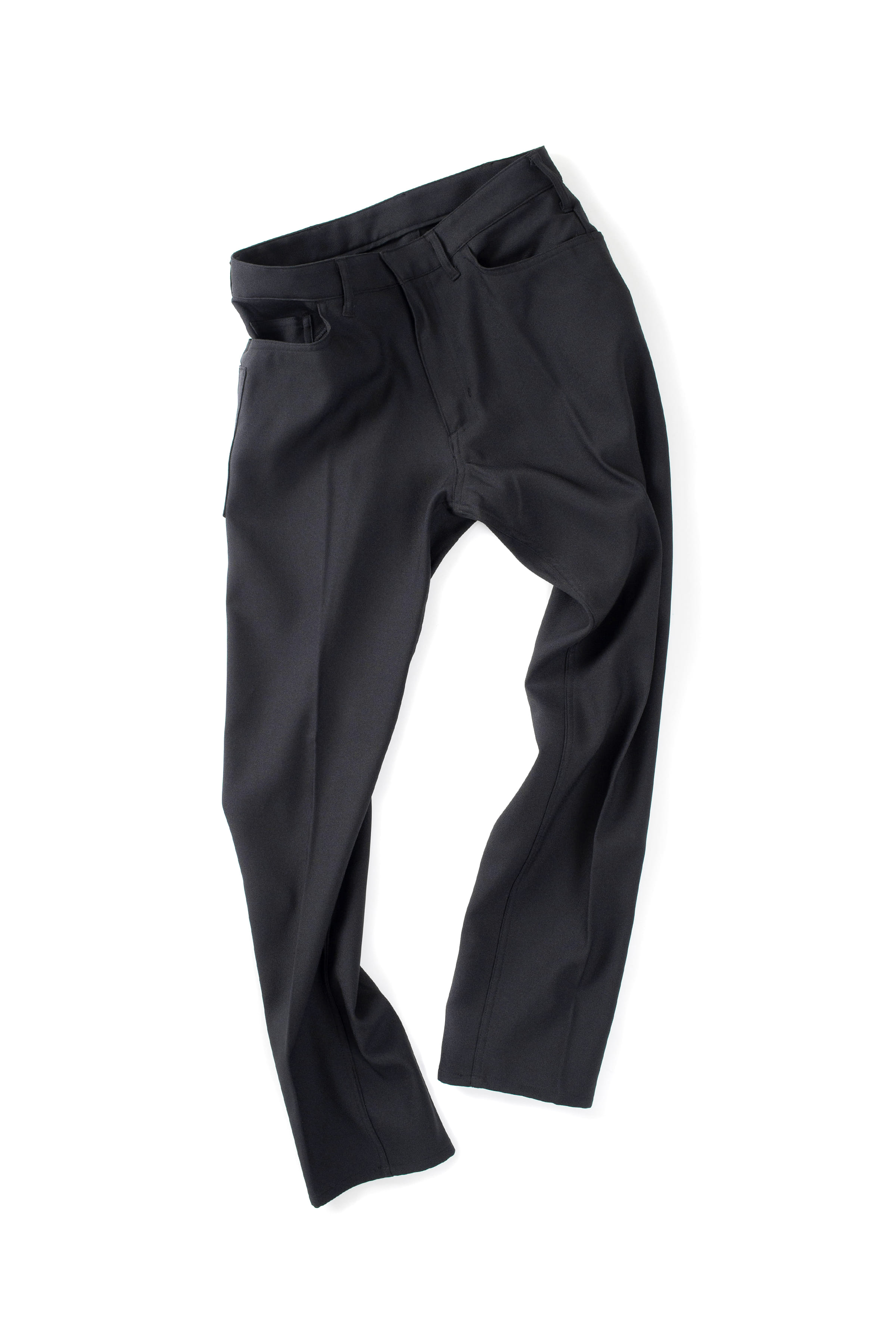 CLAMP : Sta Prest Pants (Black)