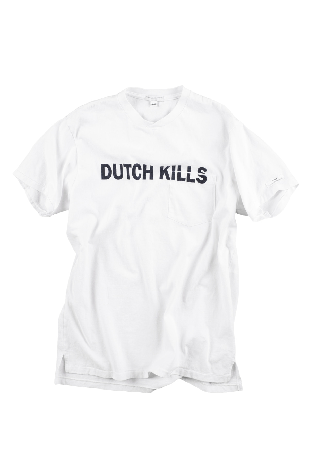 Engineered Garments : Printed T-Shirt (Dutchkills)