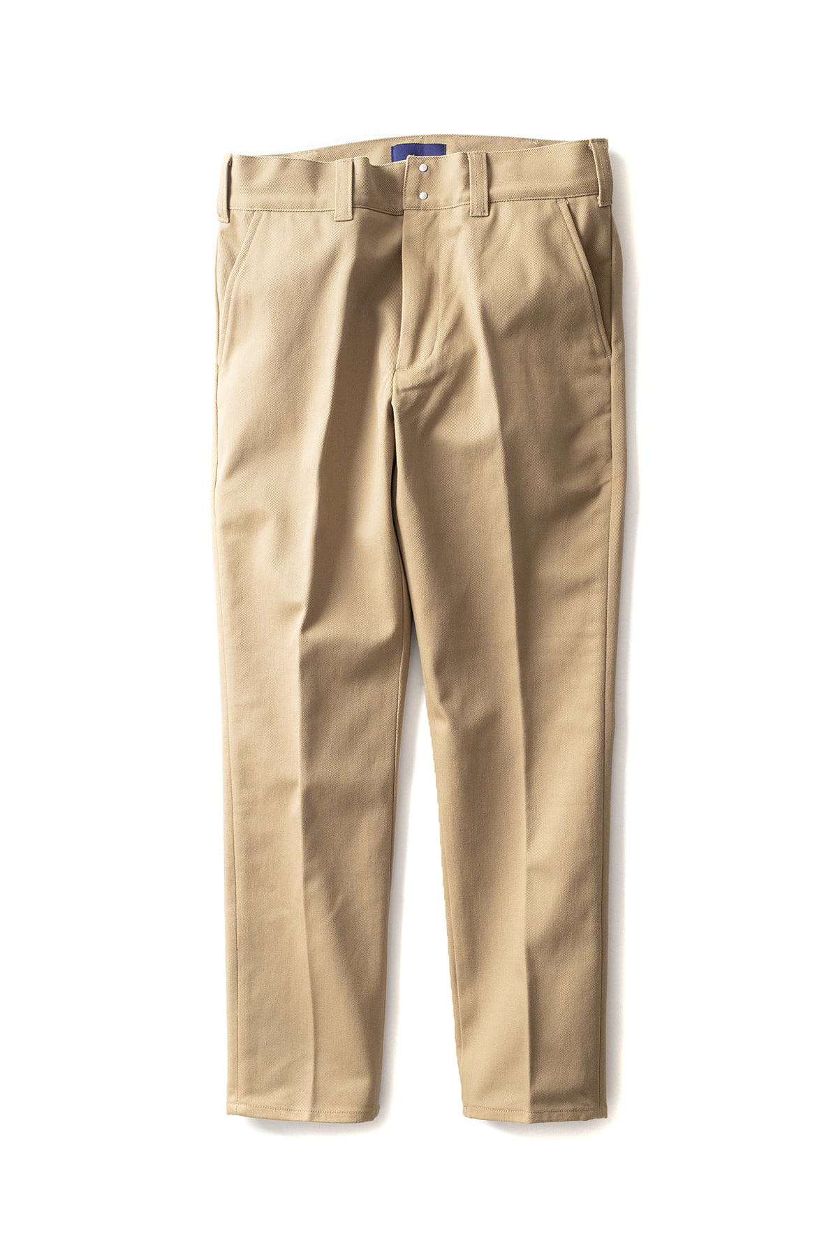 Ordinary fits #WHITE : Ringo Pants (Beige)