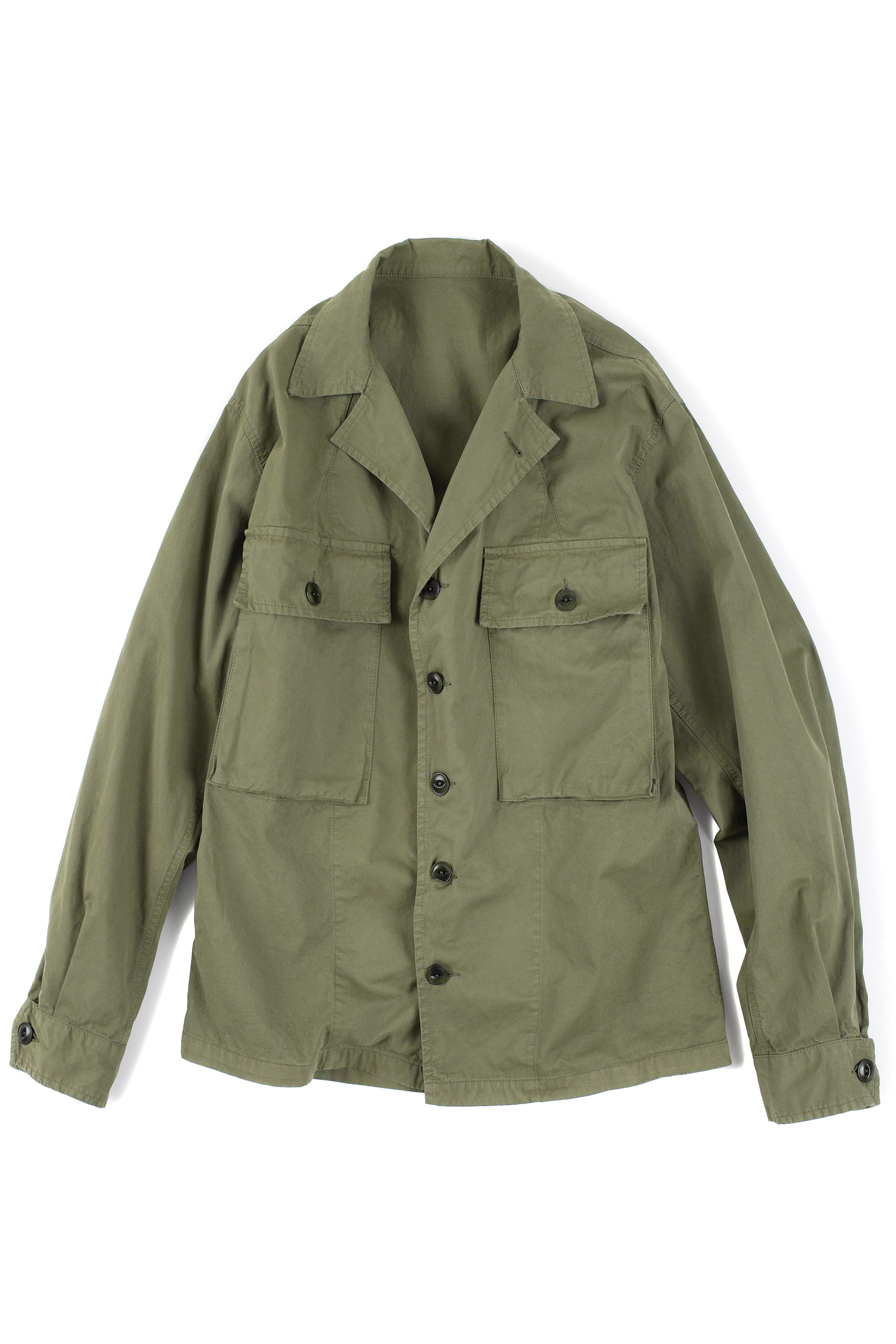 East Harbour Surplus : Marine Shirts (Olive)