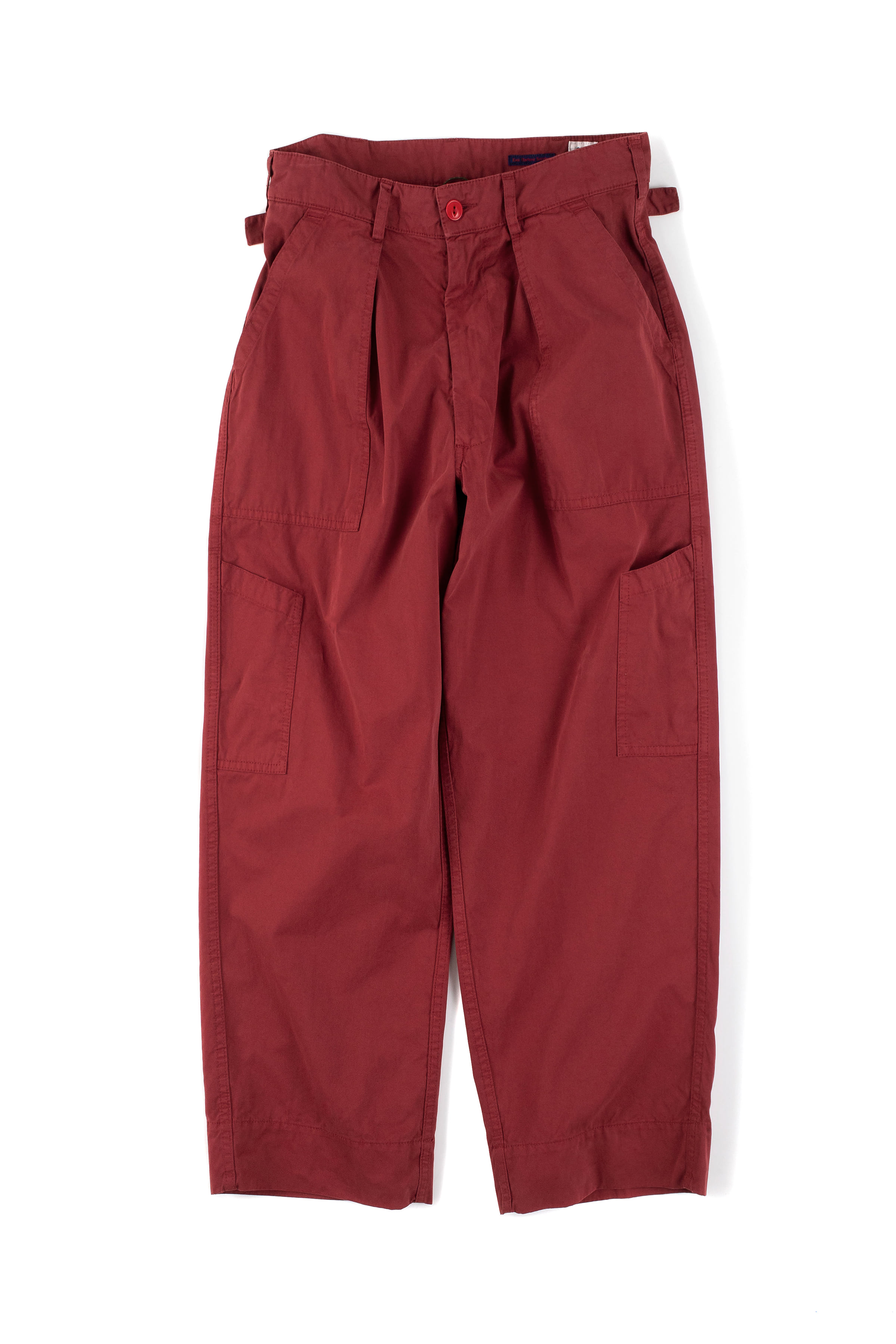 East Harbour Surplus : Fatigue Pants (Red)