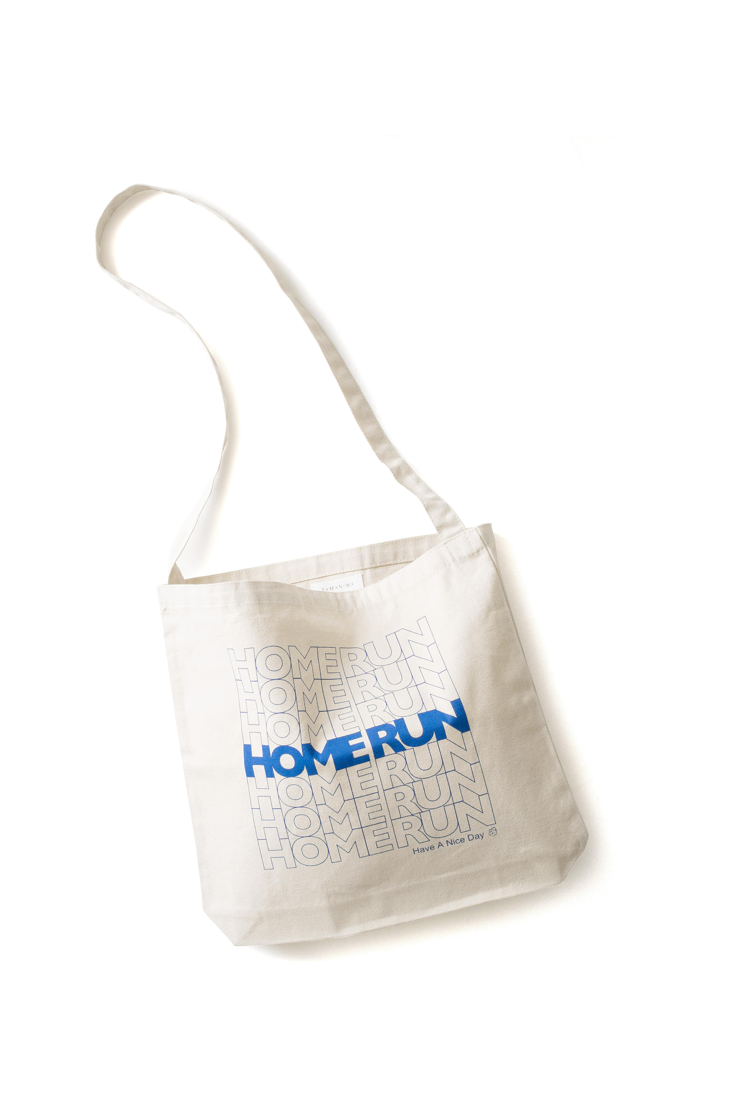 TAMANIWA : Homerun Bag (Blue)