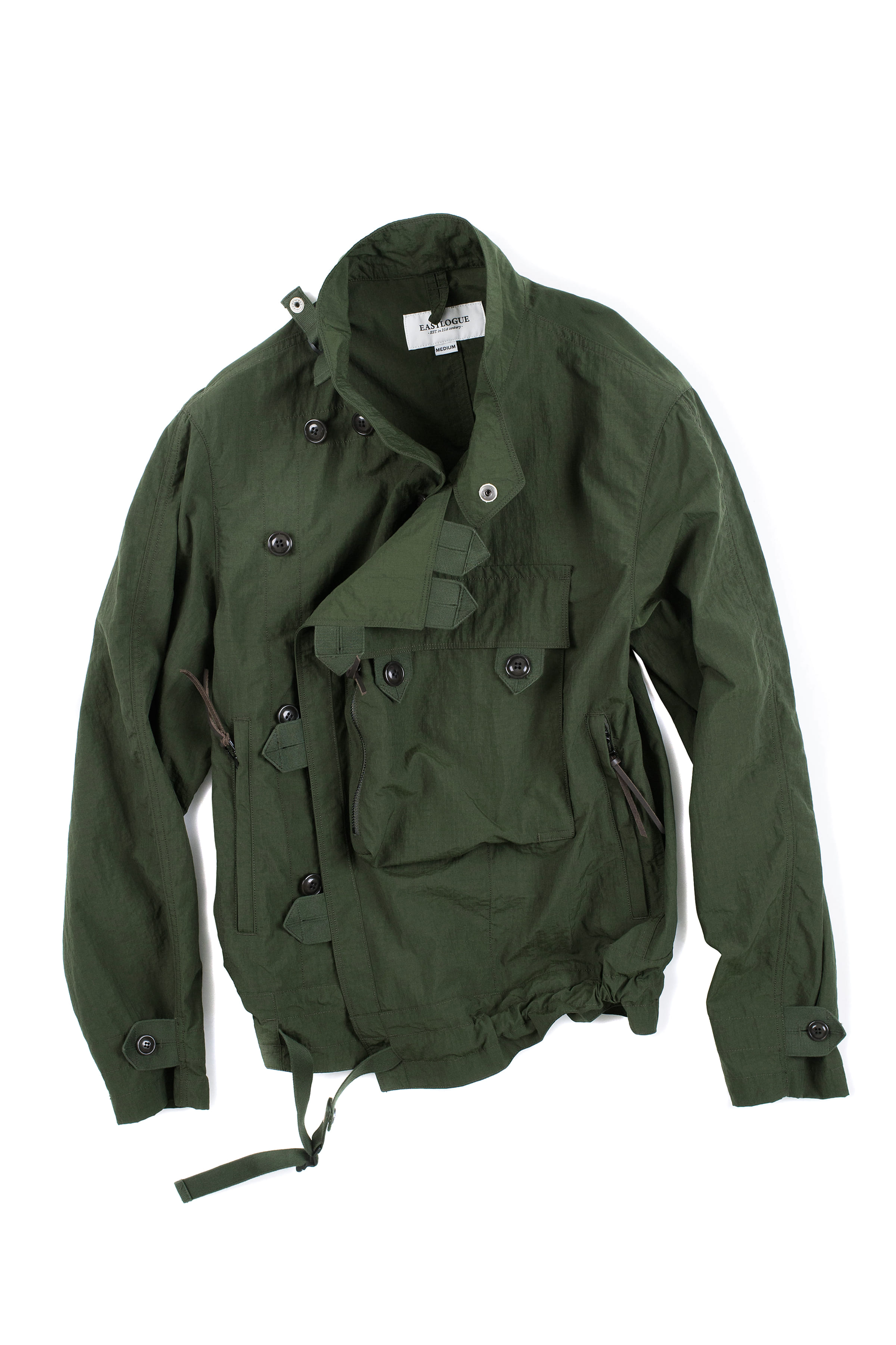 Eastlogue : Motorcycle Jacket (Olive)
